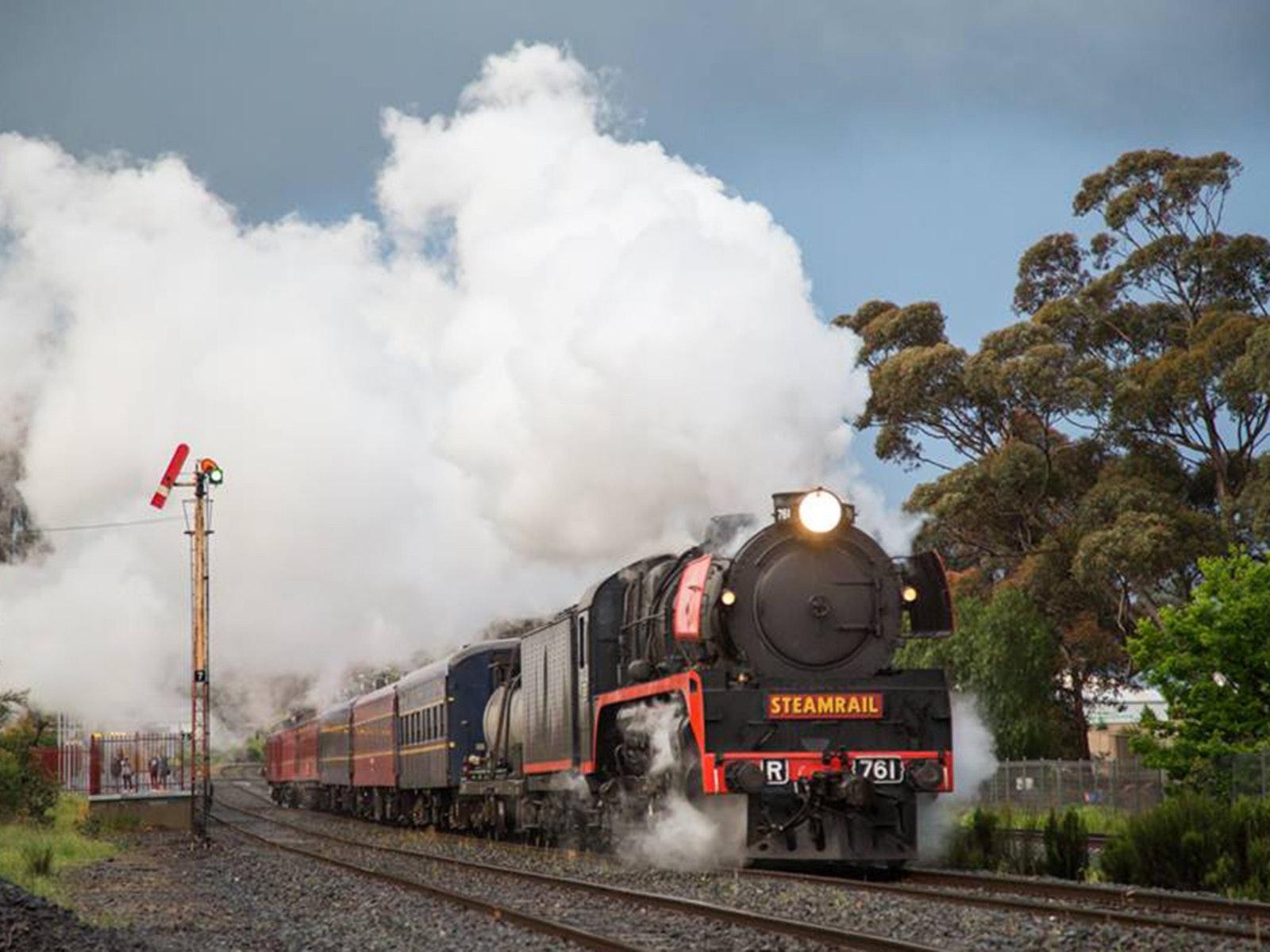 Steamrail Victoria