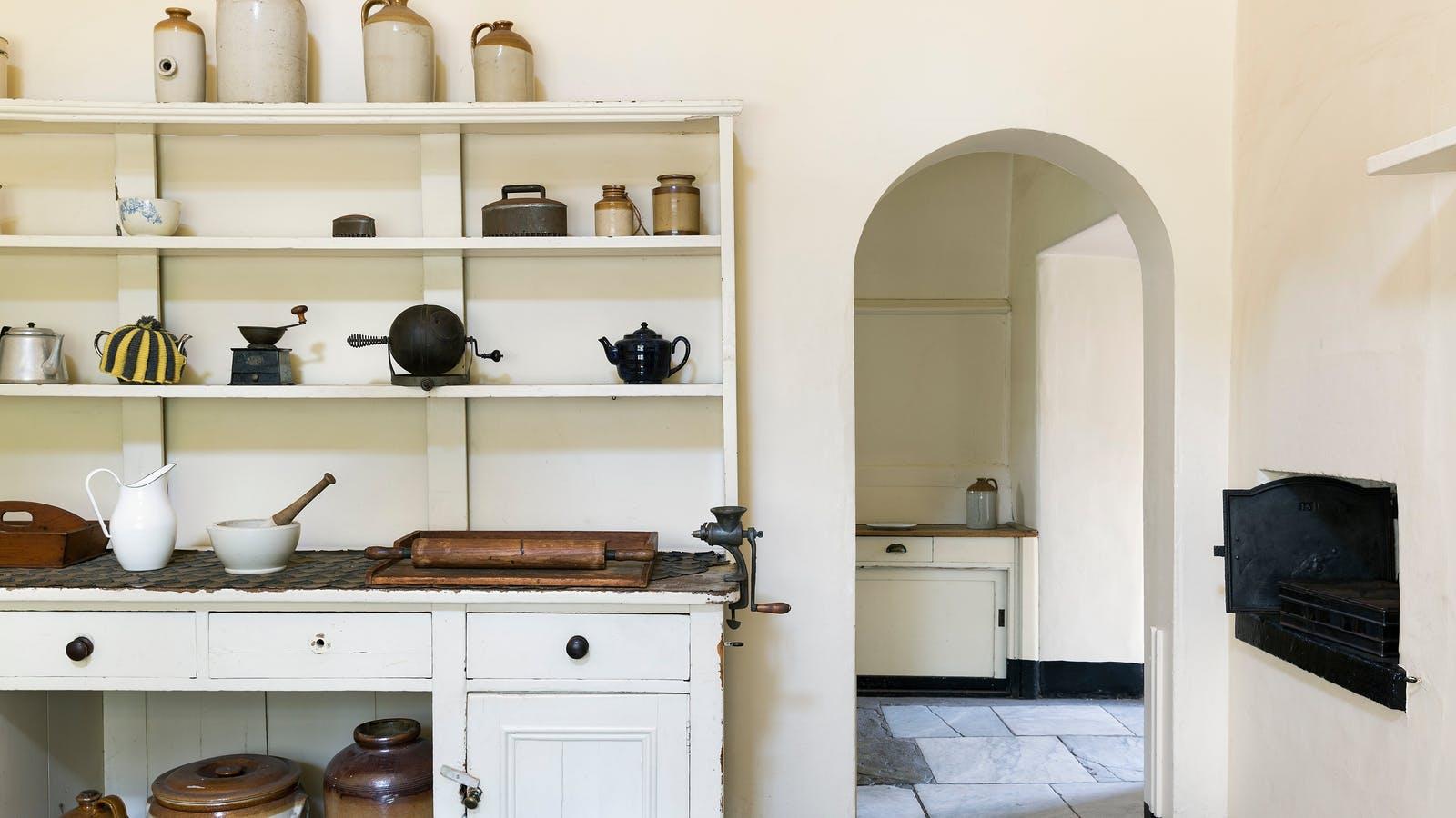 Como house kitchen