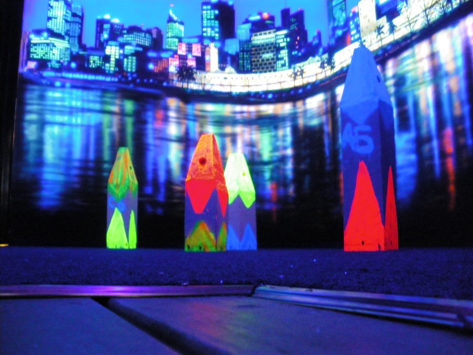 Glowgolf Docklands