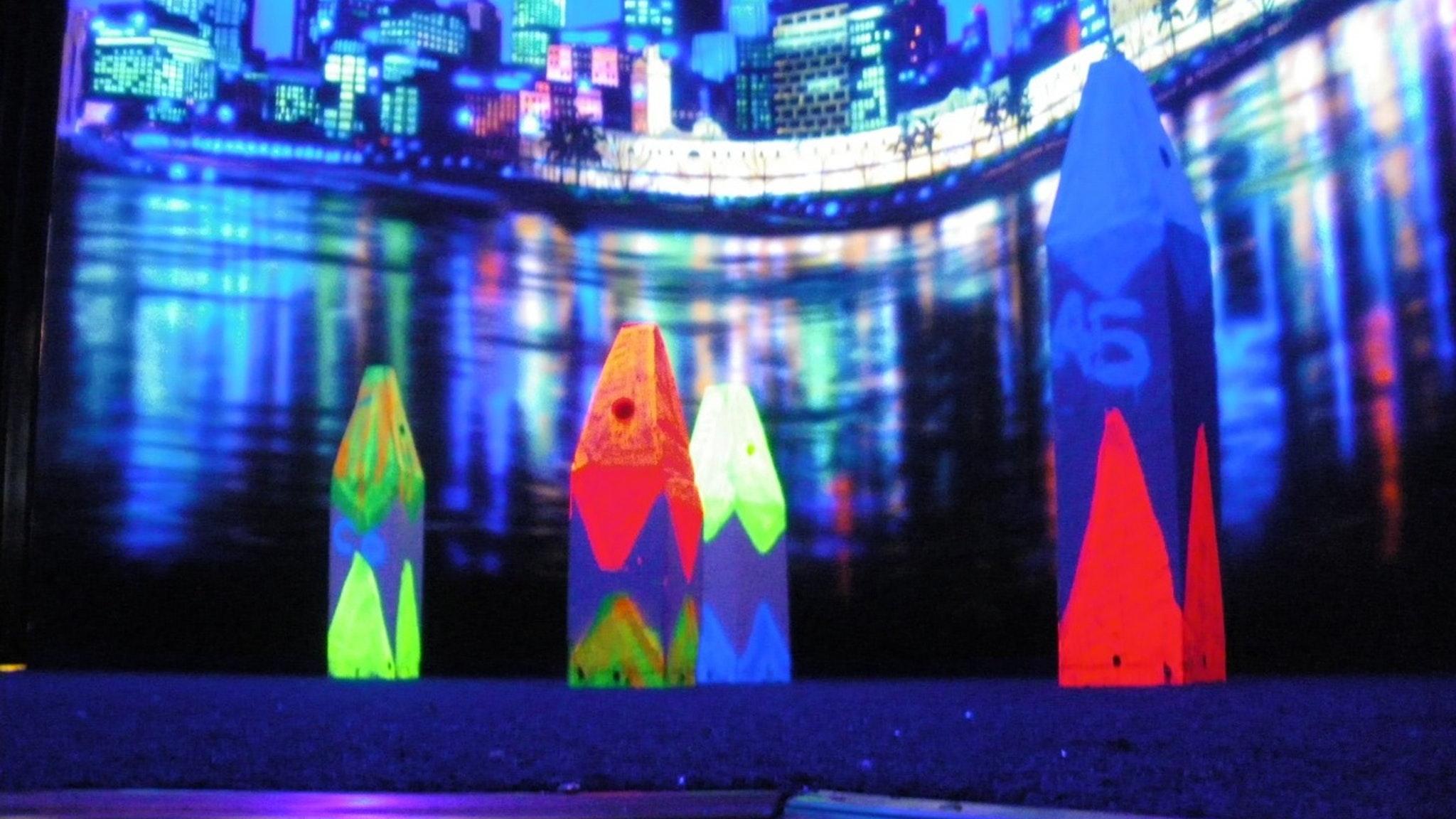 Glowgolf Docklands