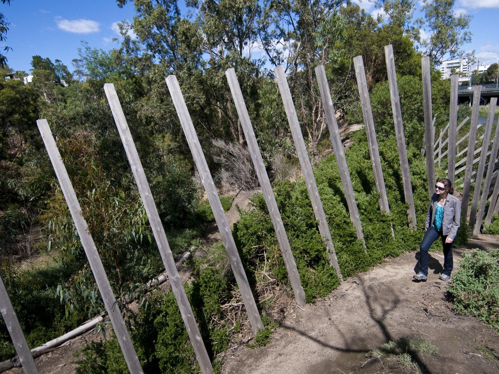 Herry Island Evironmental Sculpture Park