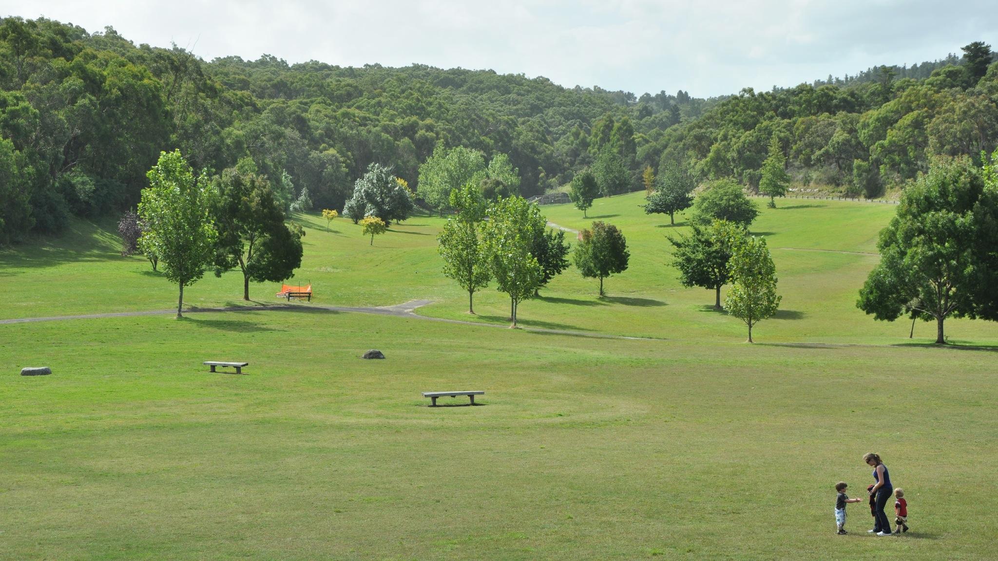 Cardinia Resevoir Park