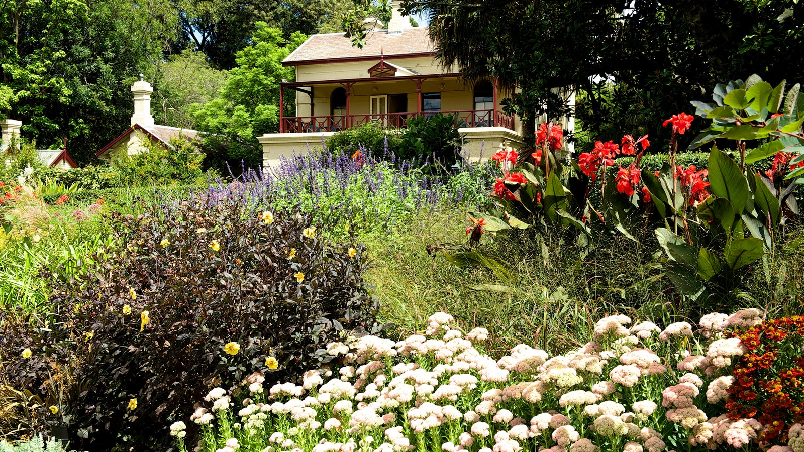 The Gardens House