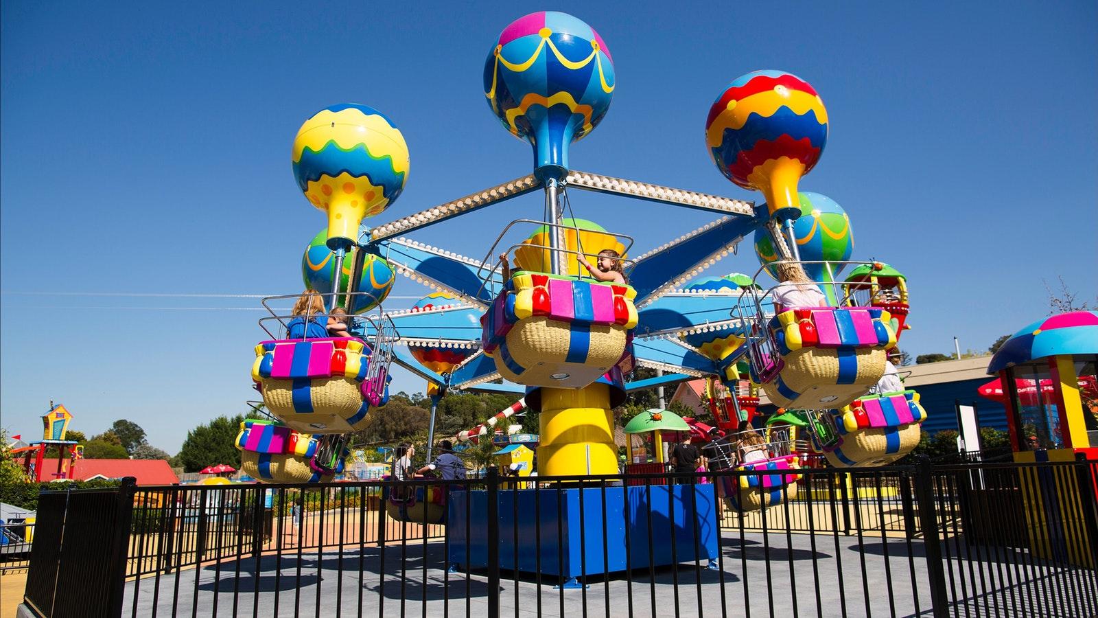 Fun on the Samba Balloon