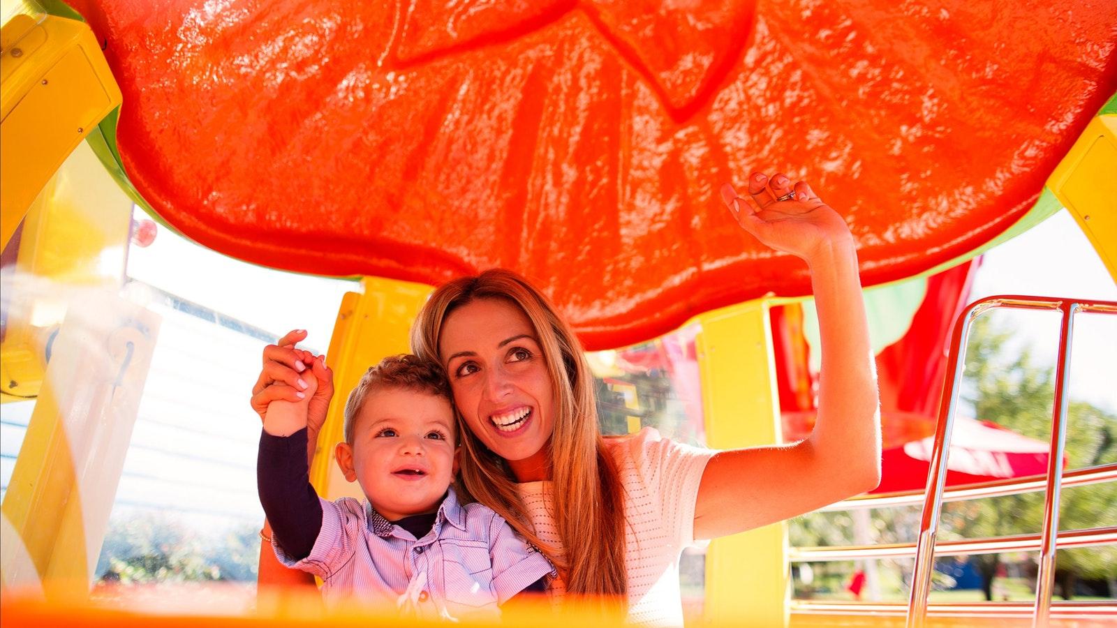 Funfields Ferris Wheel