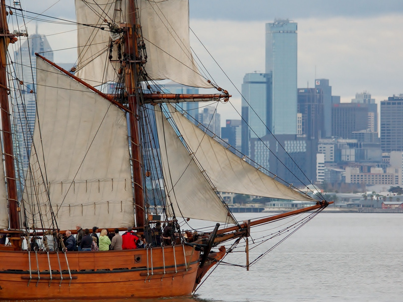 Enterprize - Melbourne's Tall Ship