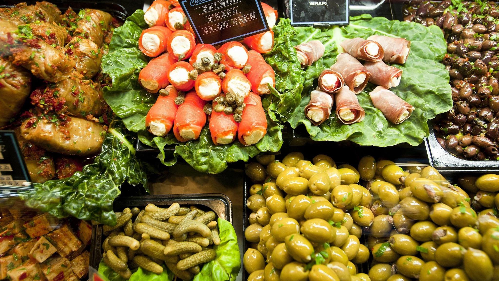 Organic Food Markets Melbourne