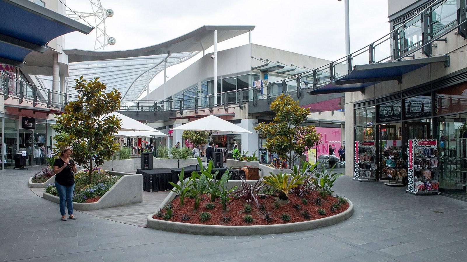Garden Plaza Harbour Town Melbourne