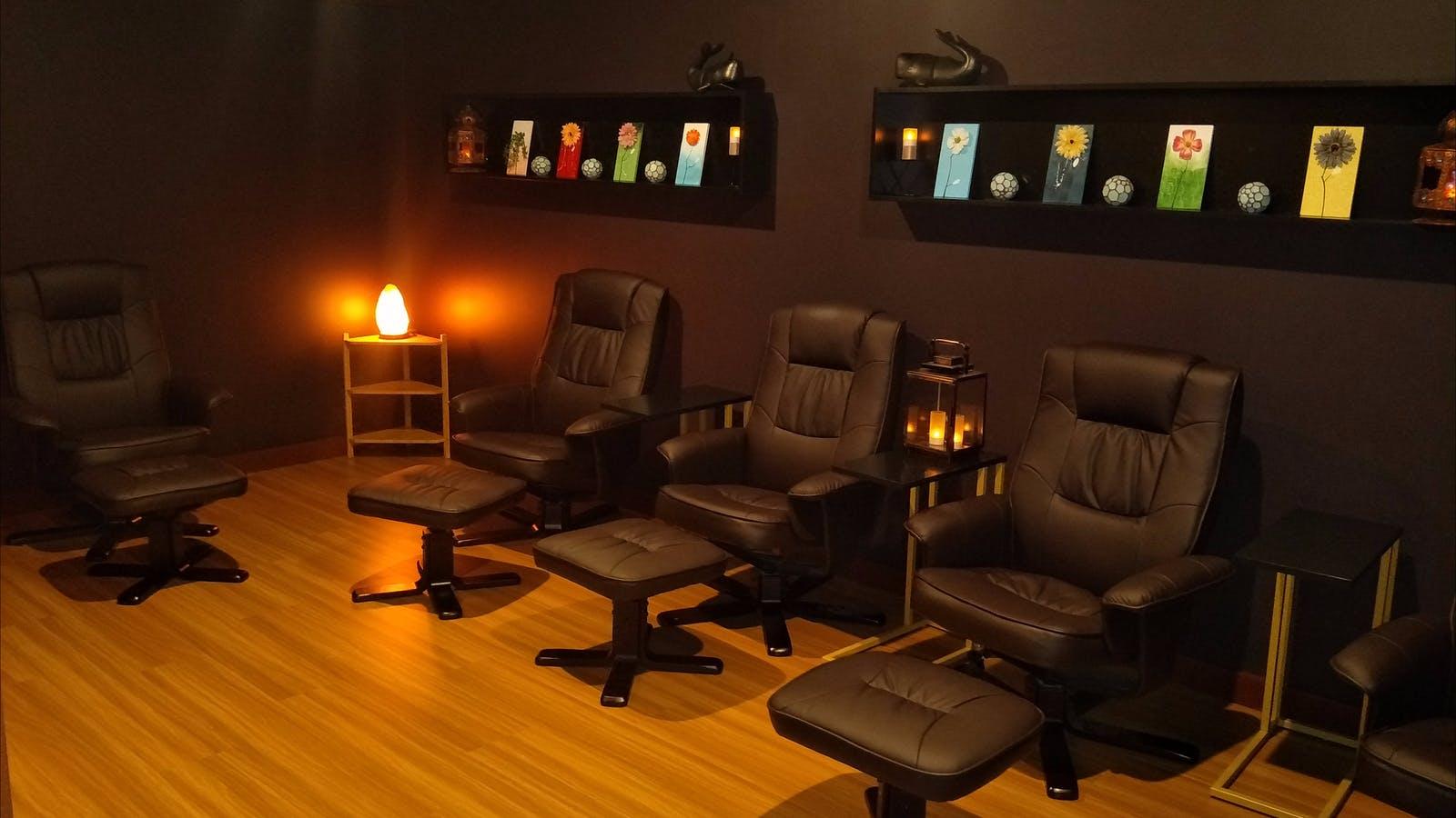 V Spa foot spa lounge