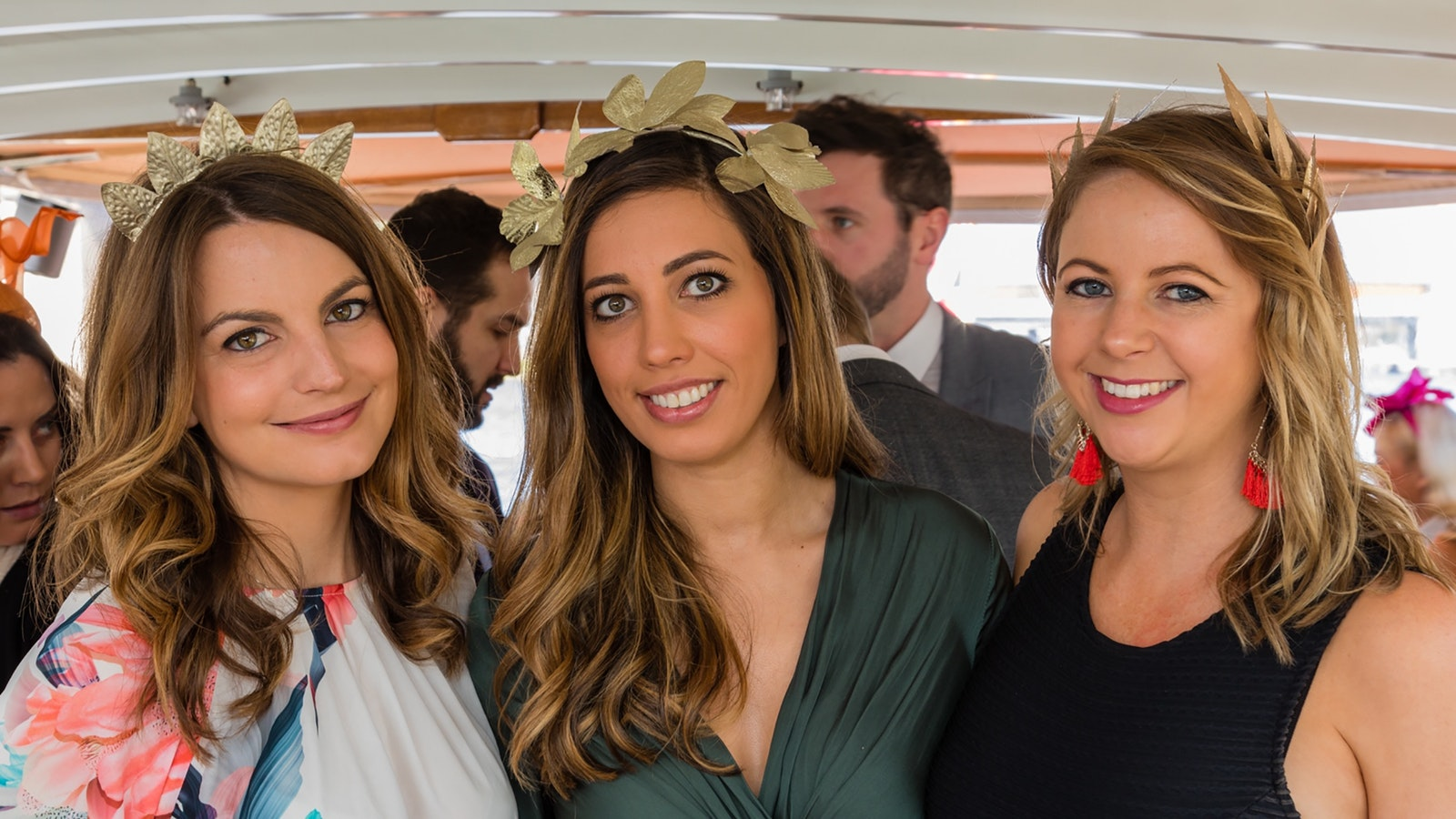 Beat the traffic and arrive and depart from Spring Racing Carnival in style