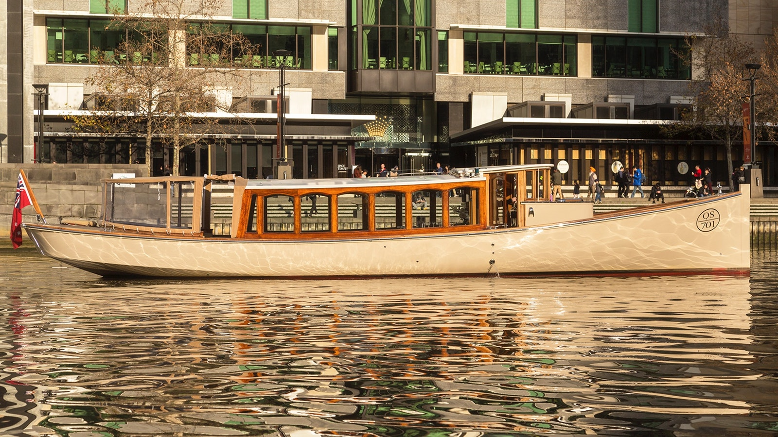 Melbourne party boat on the Yarra