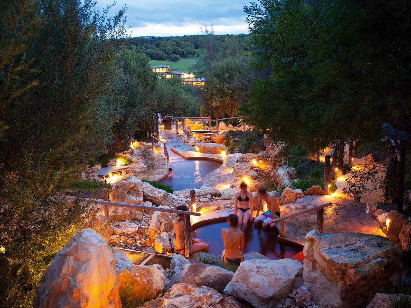 Peninsula Hot Springs Private Tour