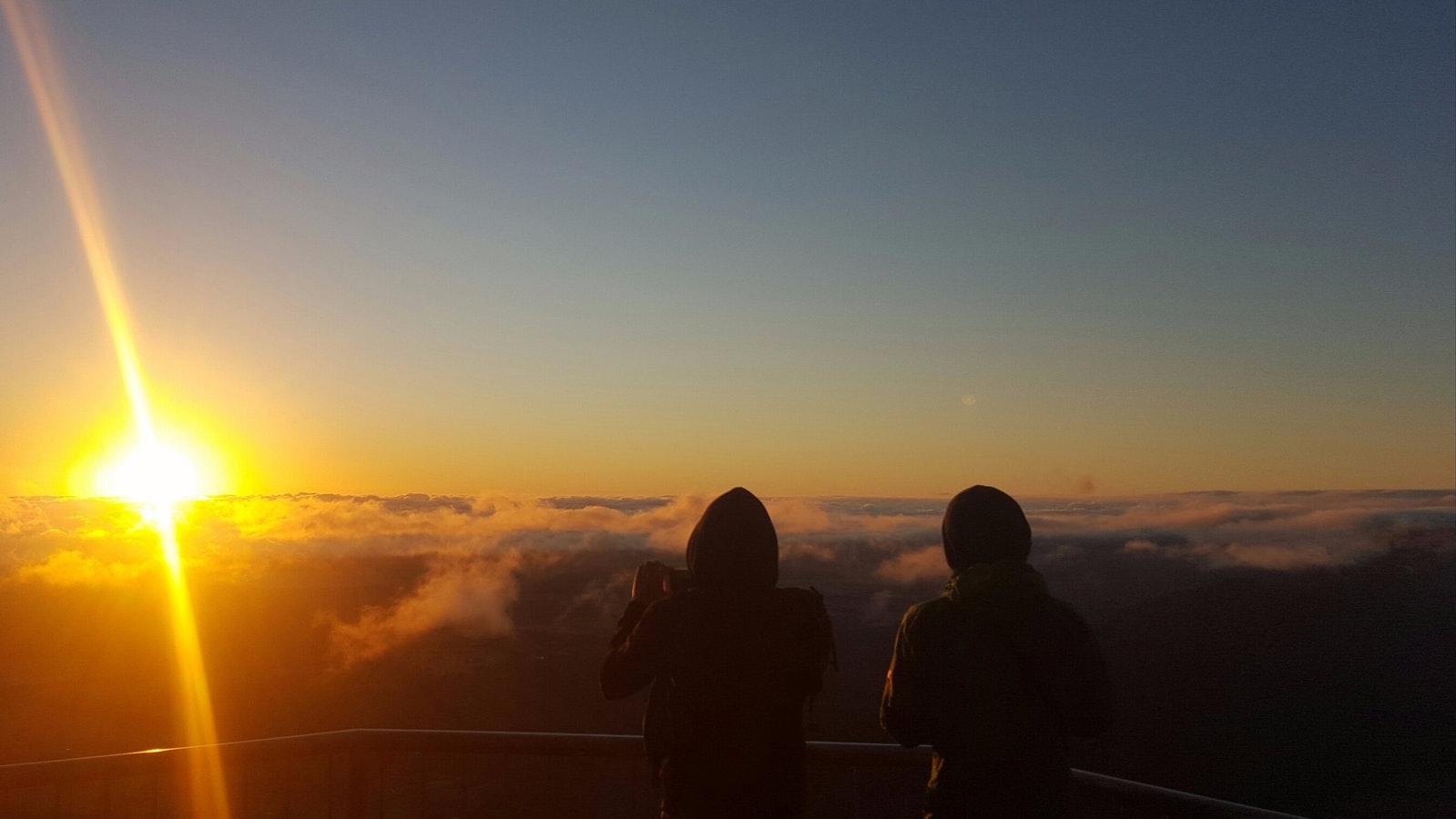 Grampians Sunrise at Boroka Lookout