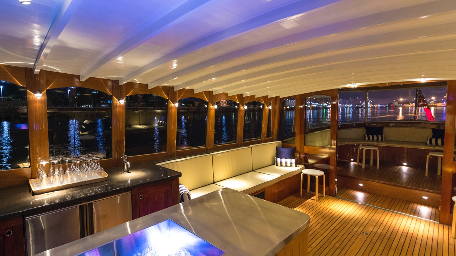 boat charter Melbourne for private functions and tours on the Yarra River