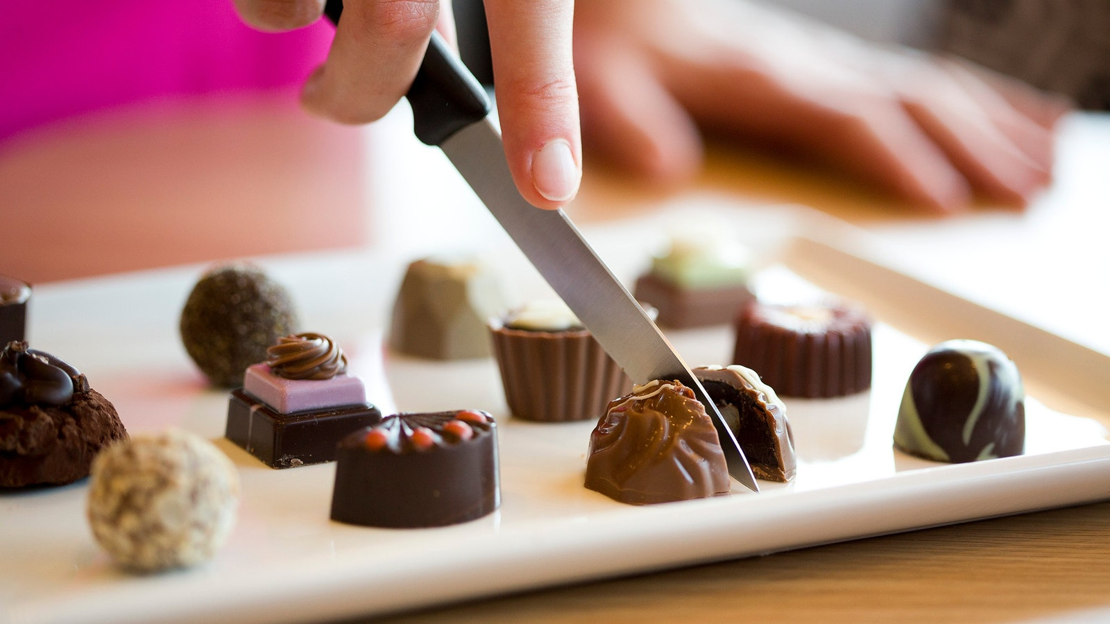 Chocolate Truffle Tasting in the Yarra Valley with Oceania Tours