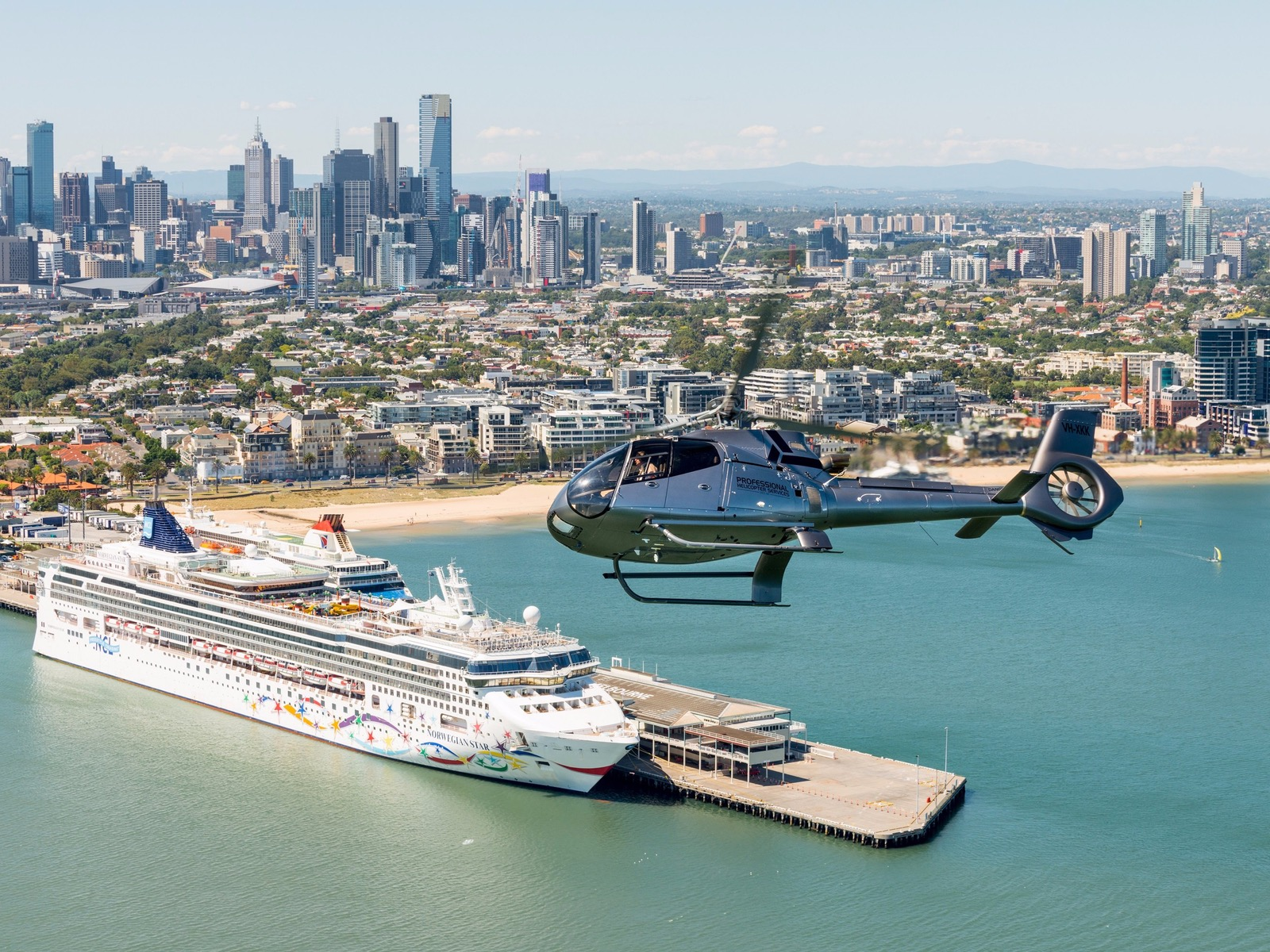 The best views of Melbourne