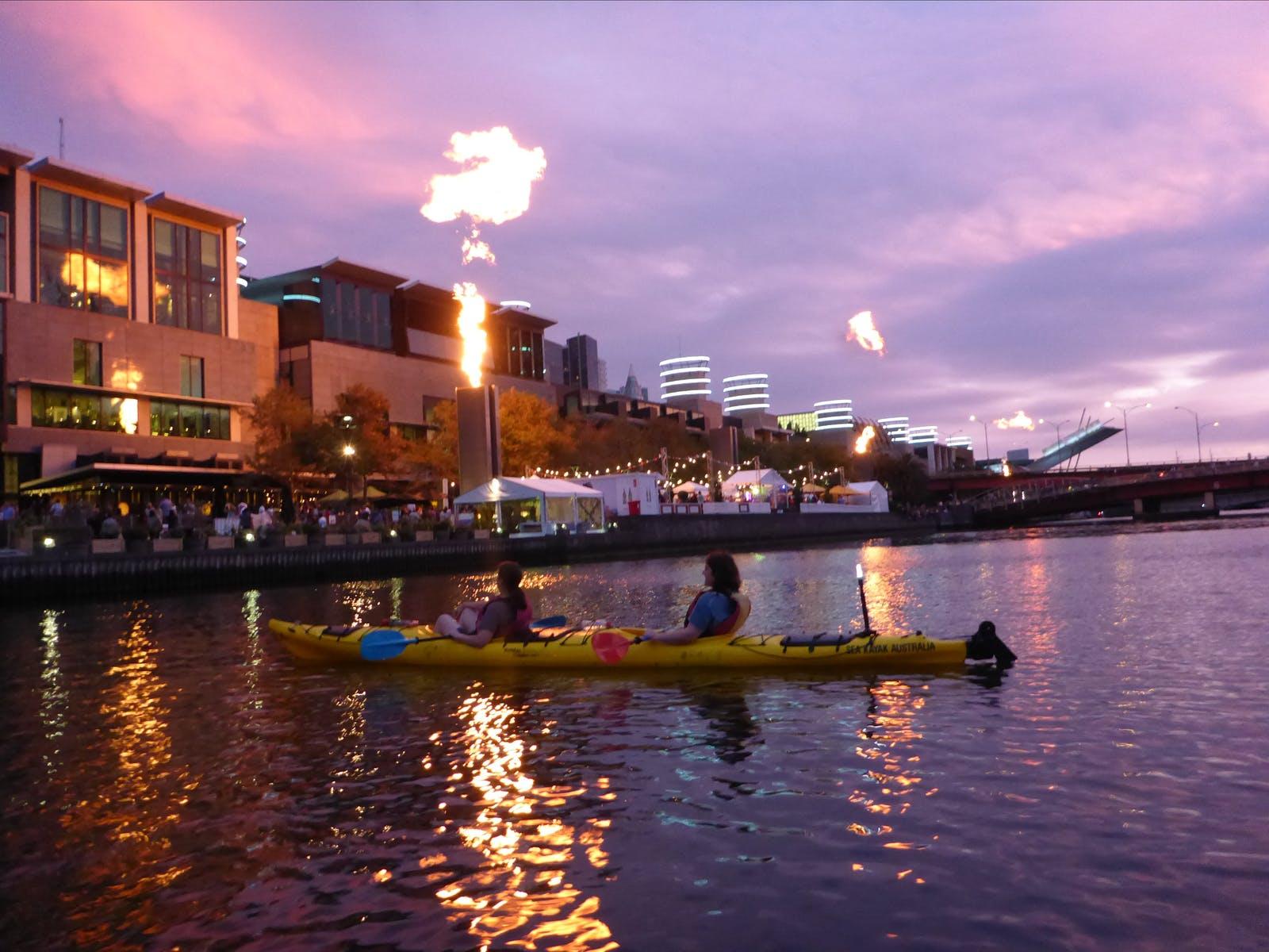 Melbourne City Twilight Tour