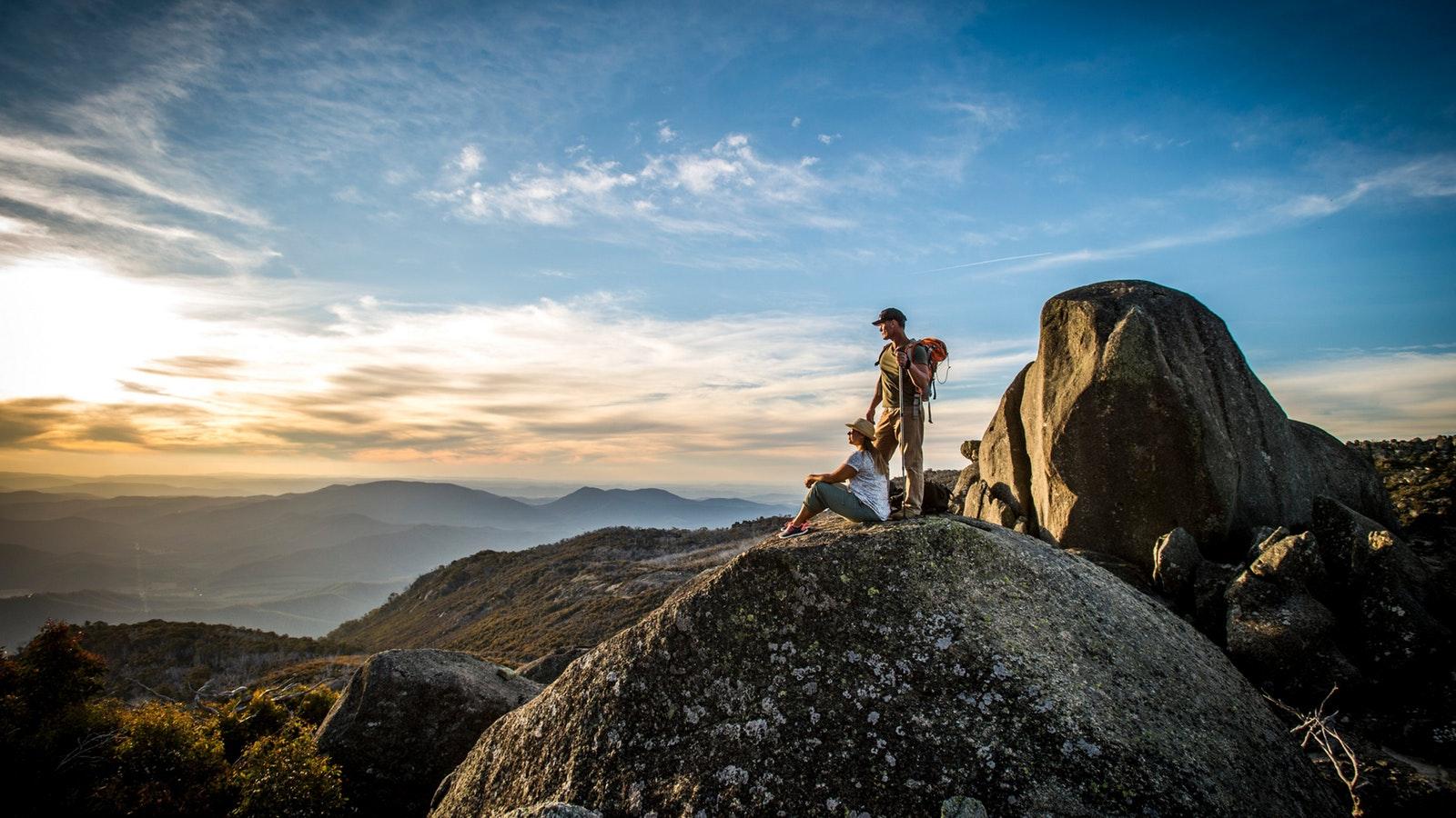 Mount Buffalo Lookout
