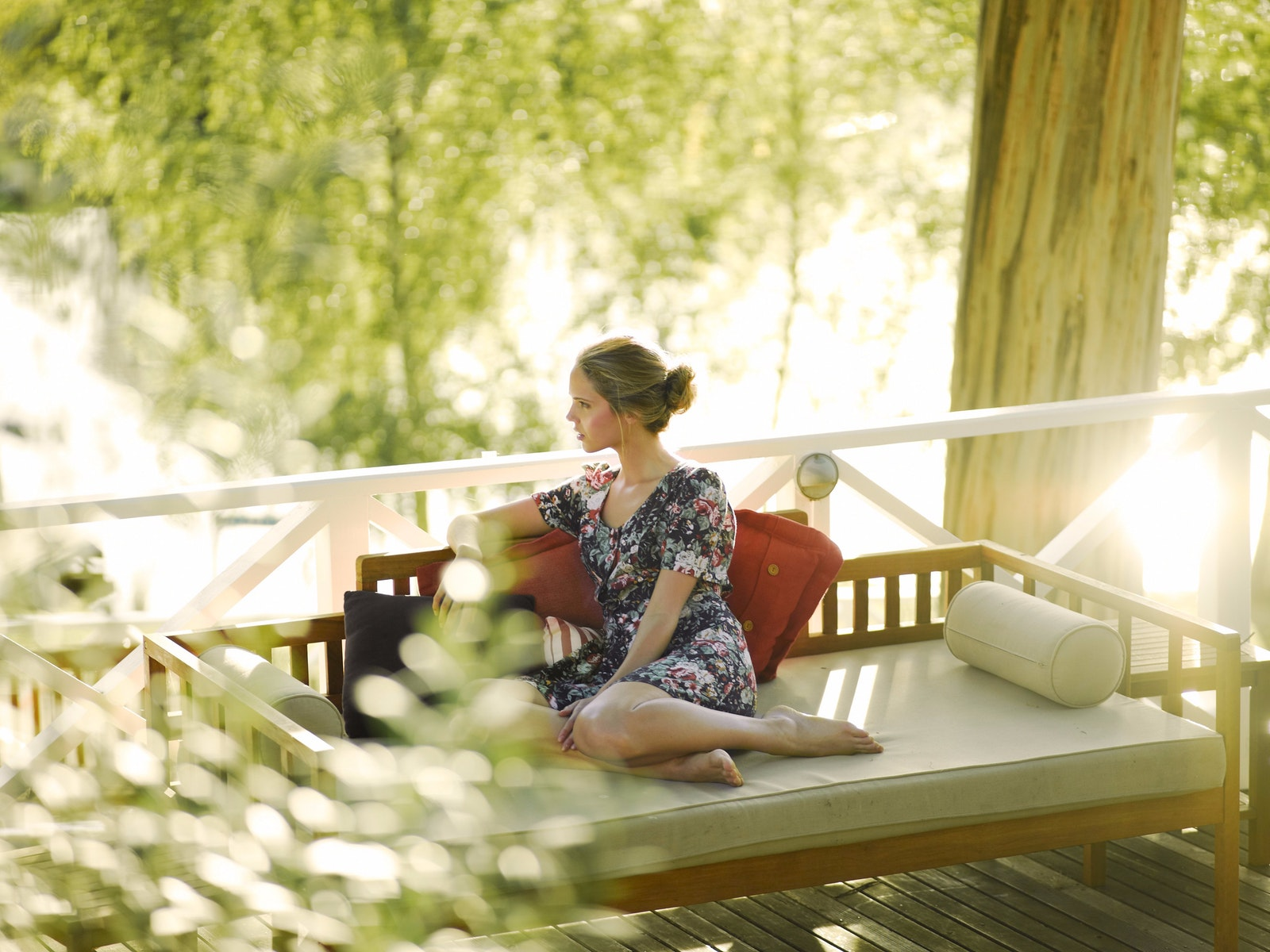 Lake House Spa Daylesford Private Tour