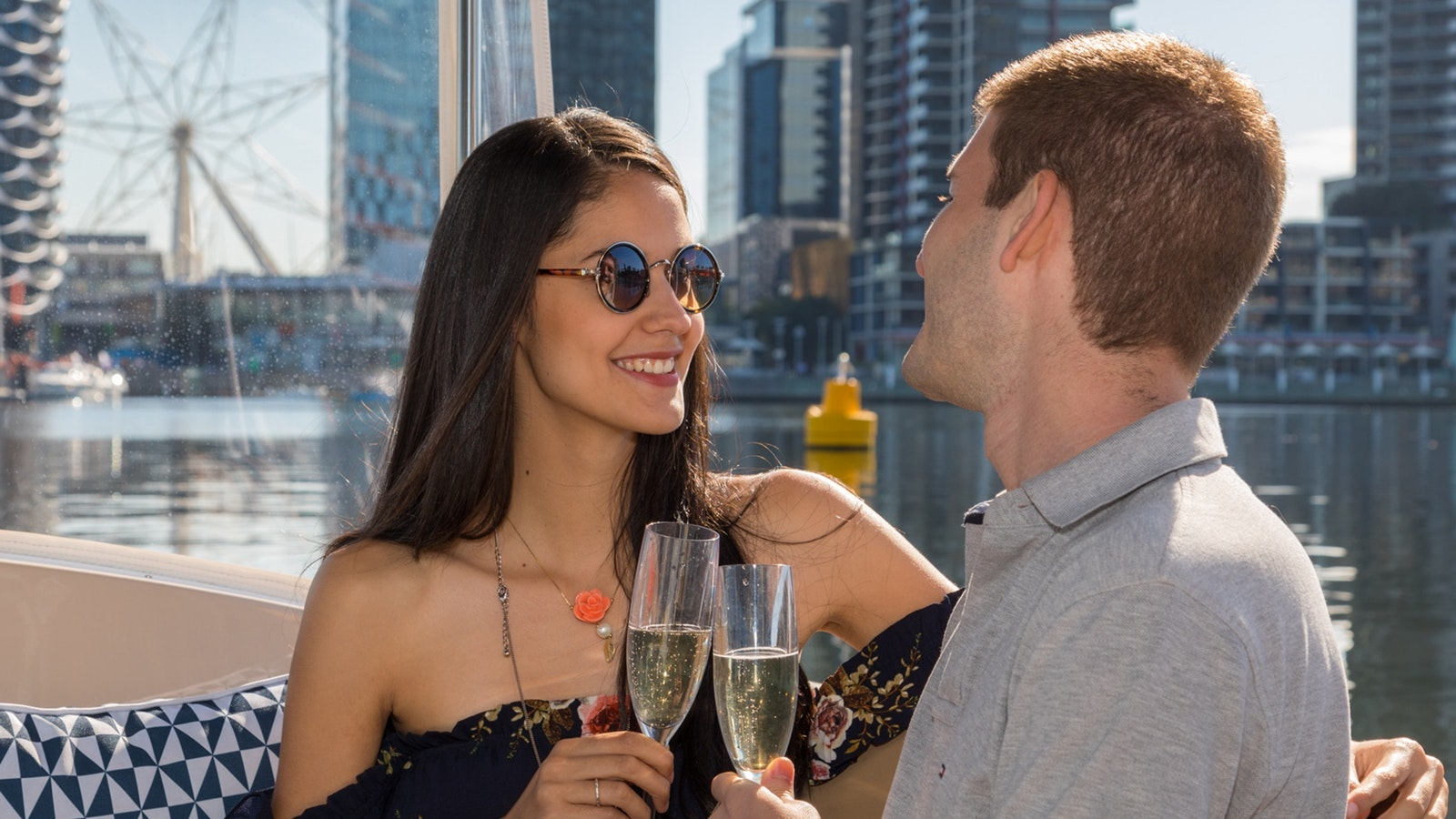 Romantic stress free proposal cruises
