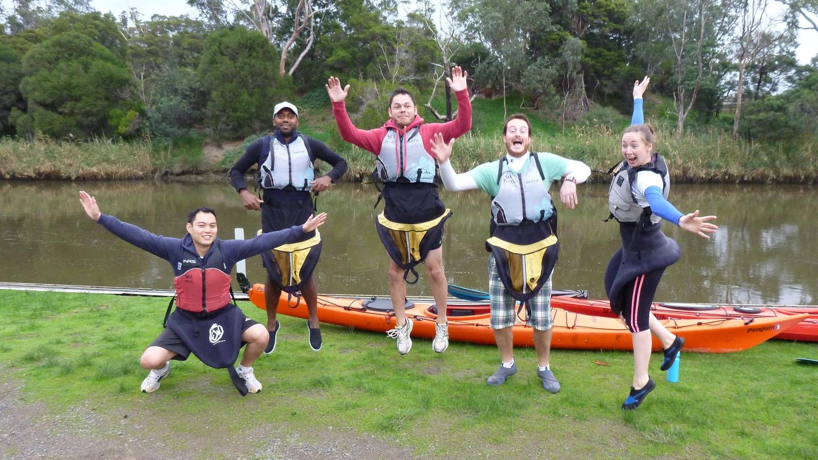 Kayak Hire Melbourne