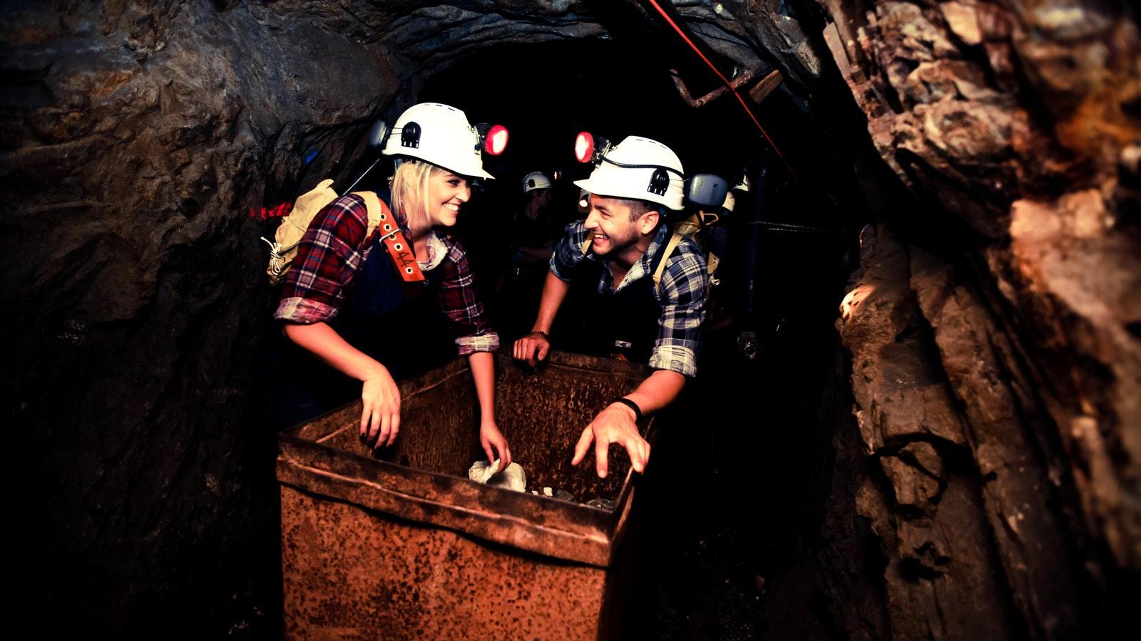 Central Deborah Gold Mine Oceania Tours