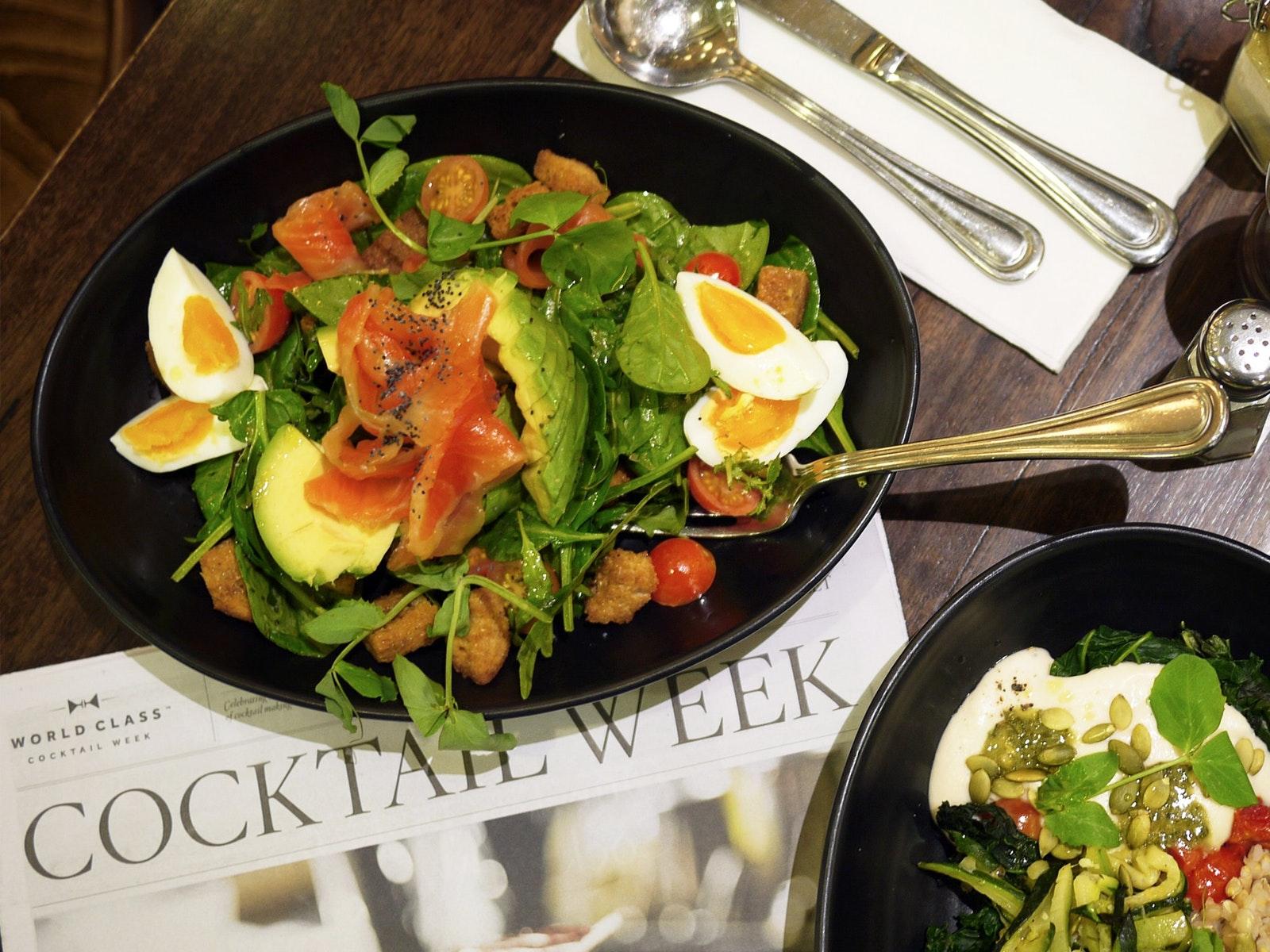 48 hour itinerary food melbourne victoria australia for Australian cuisine melbourne