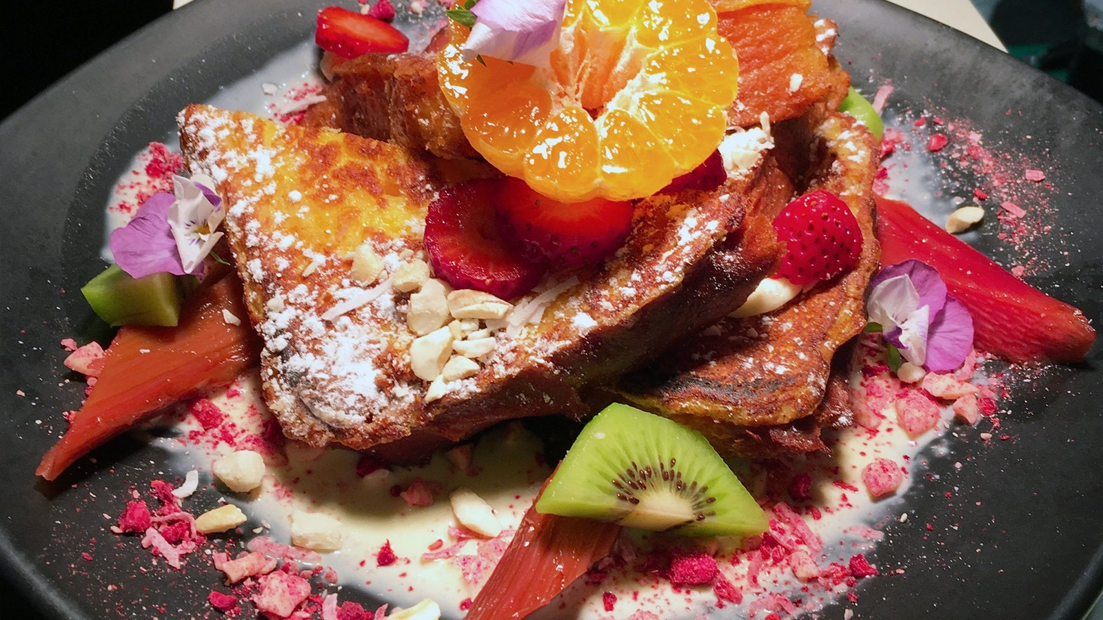 1932 Cafe & Restaurant French Toast