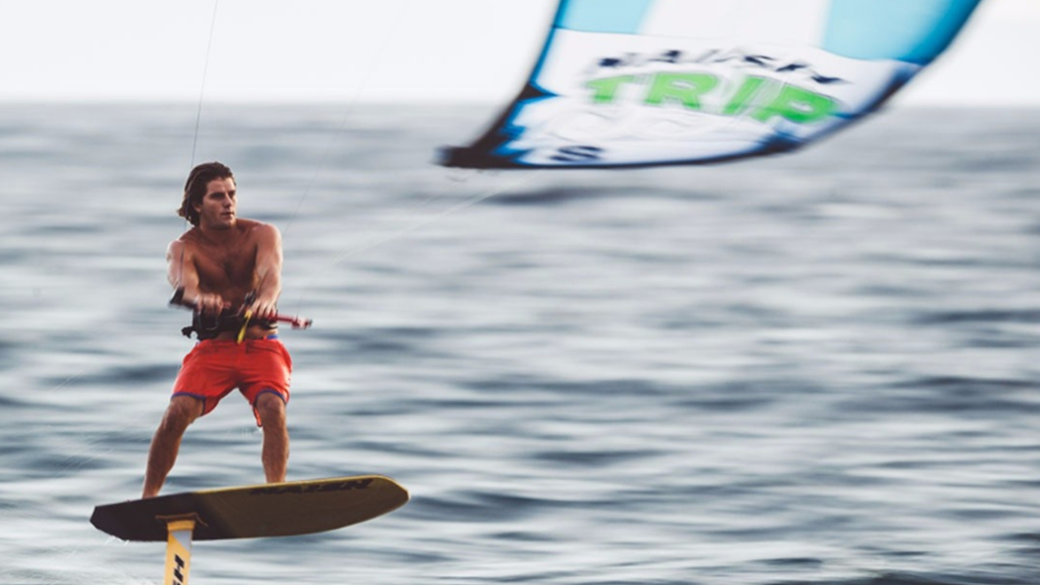 Foilboarding, join the latest craze