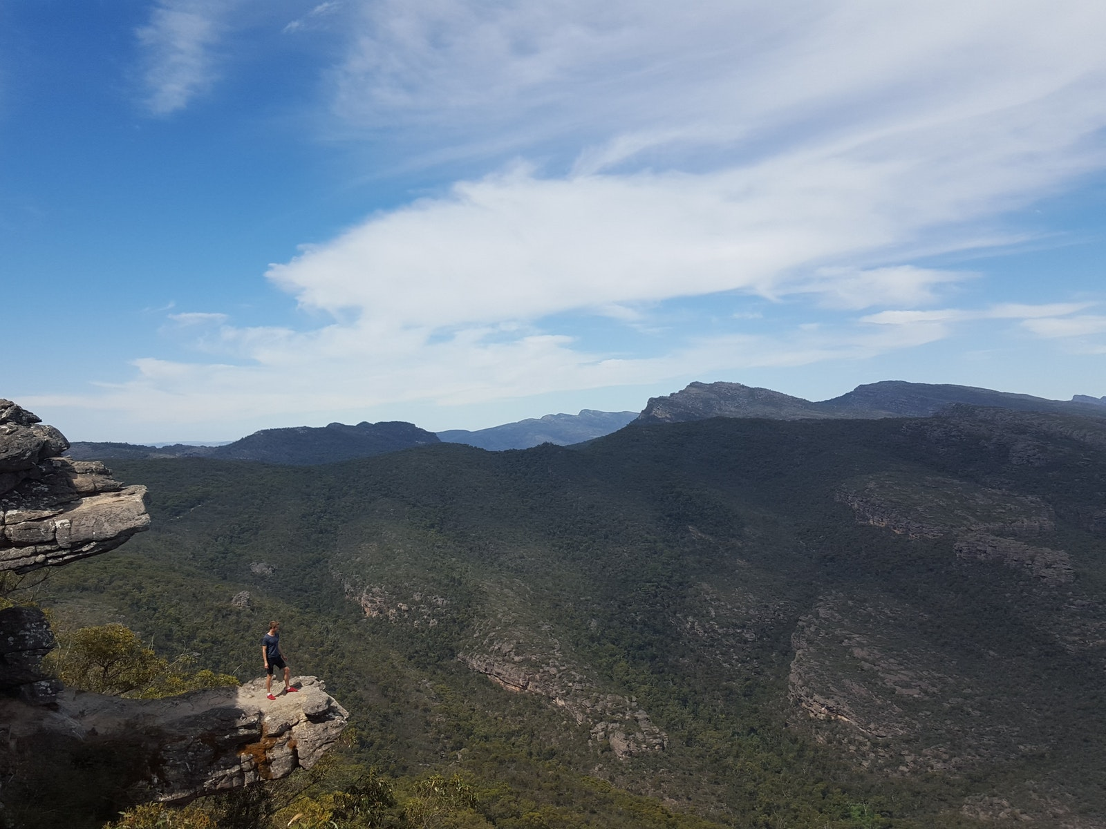 The Balconies - Grampians National Park