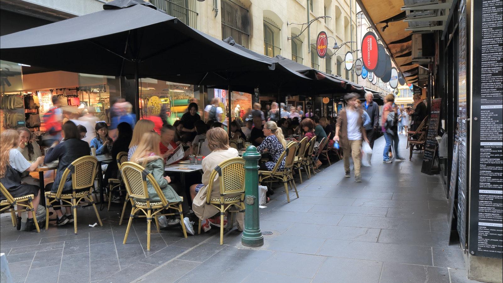 Marvellous Melbourne Shopping Tour
