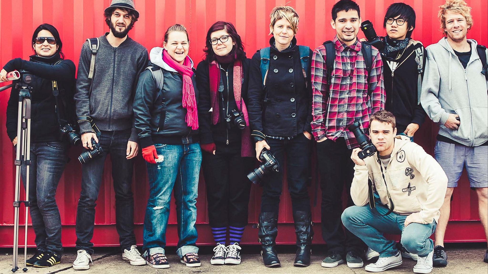 Melbourne Photography Tours