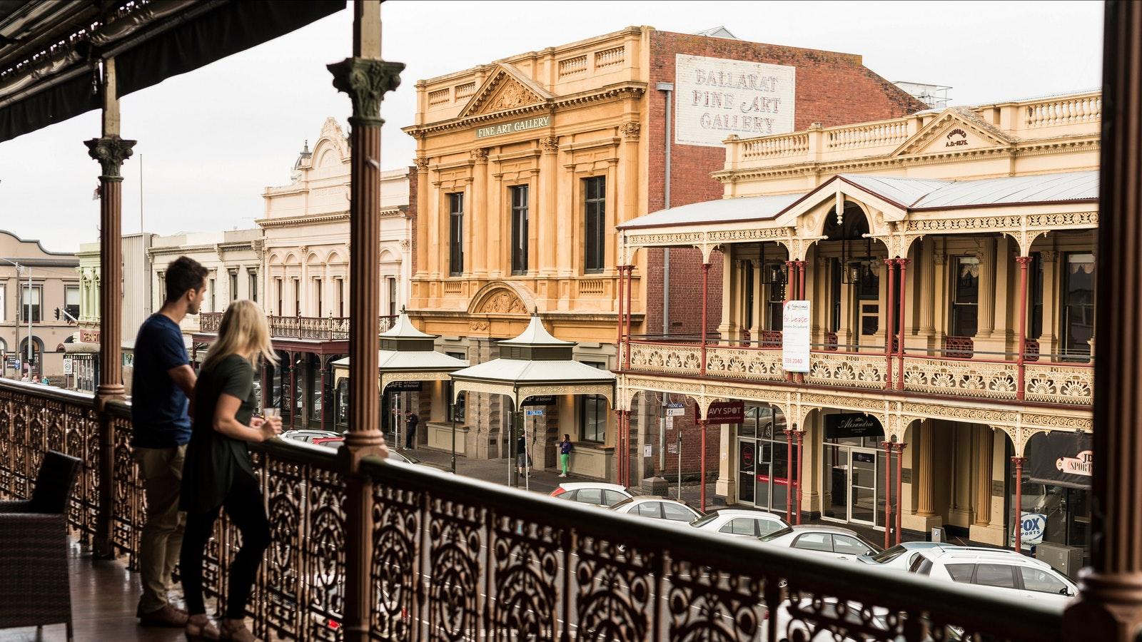 Ballarat Sovereign Hill Private Tour