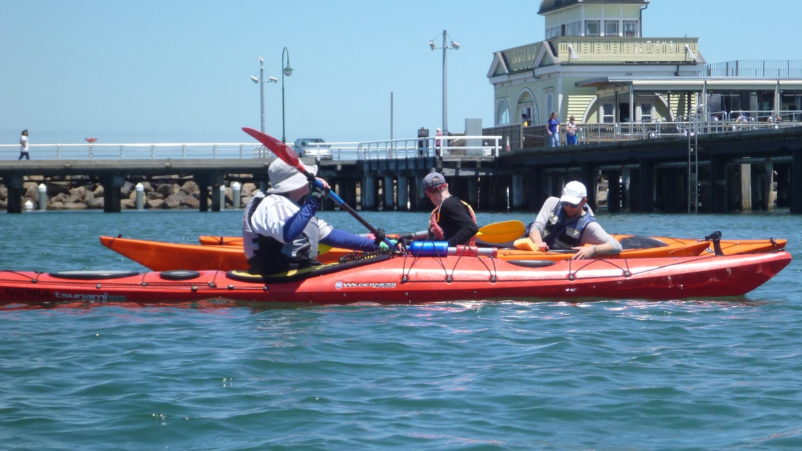 Introduction to Sea Kayaking Course