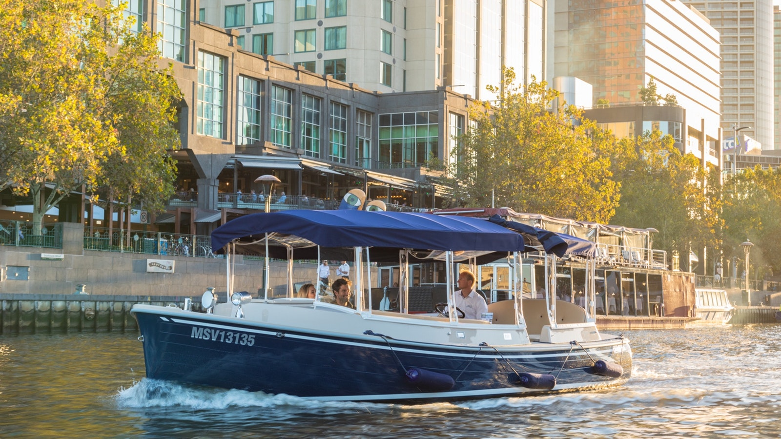 Yarra River cruises Melbourne- private and intimate experience