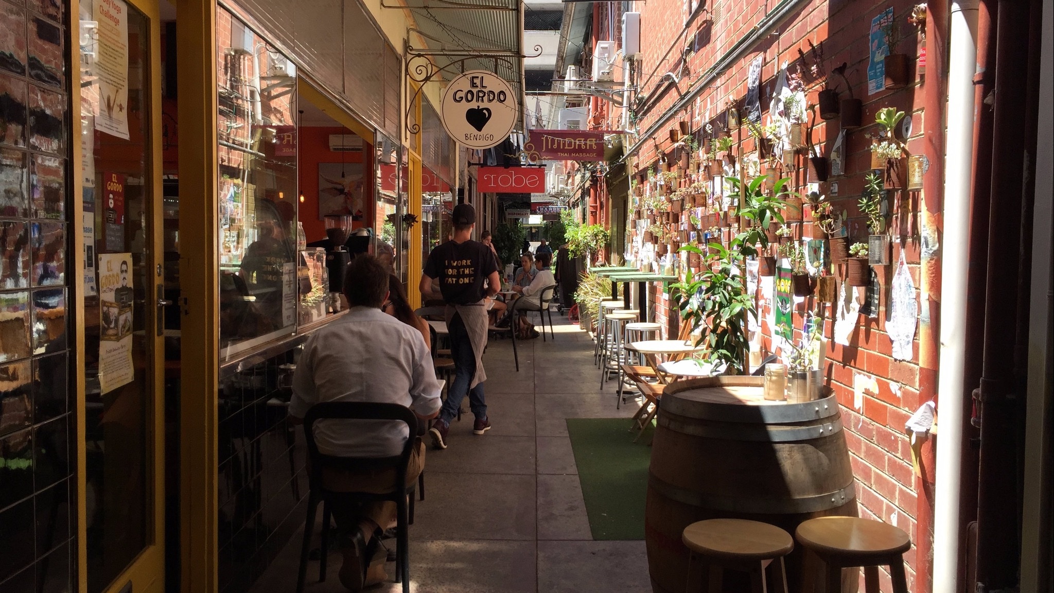 Chancery Lane bars and boutiques