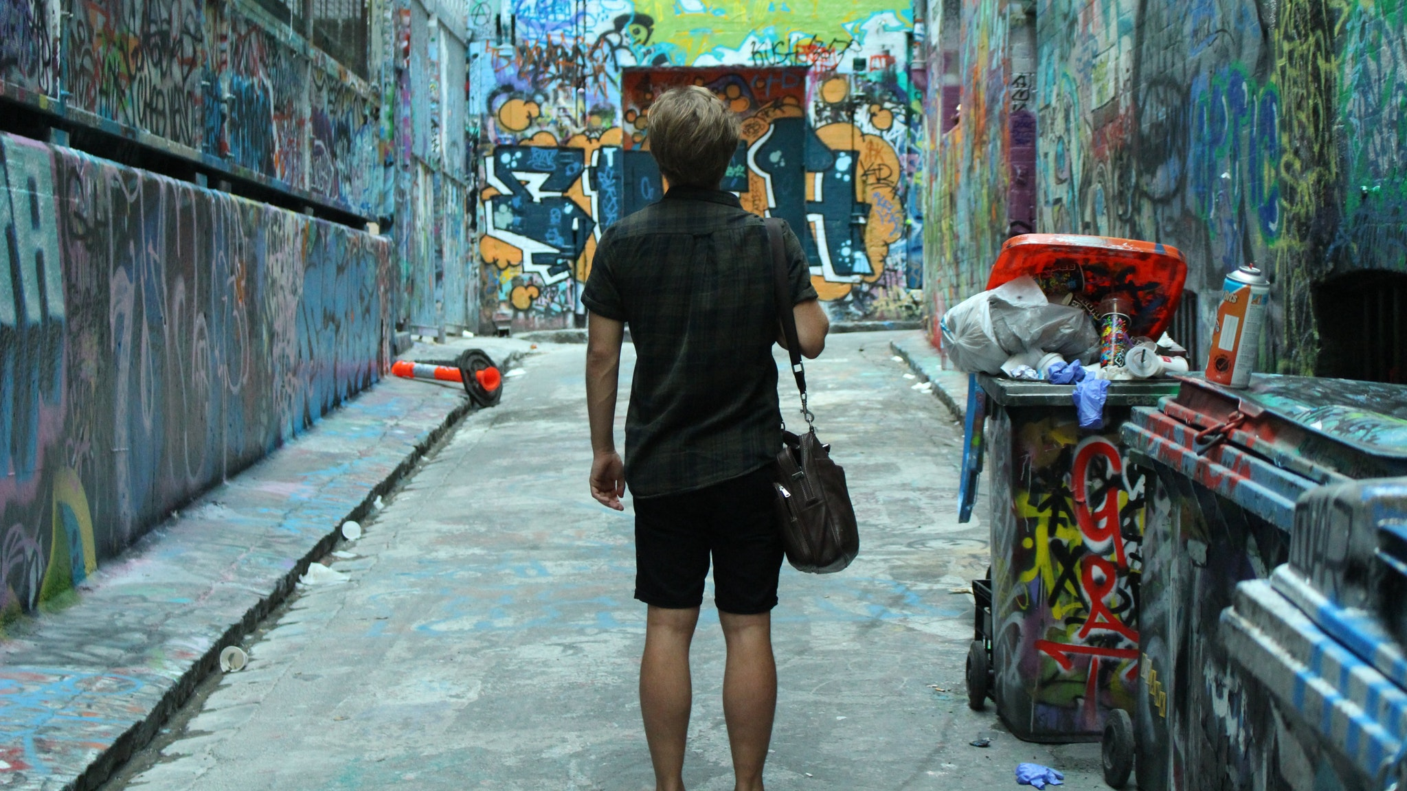 Welcome to Travel: Melbourne - this is your week