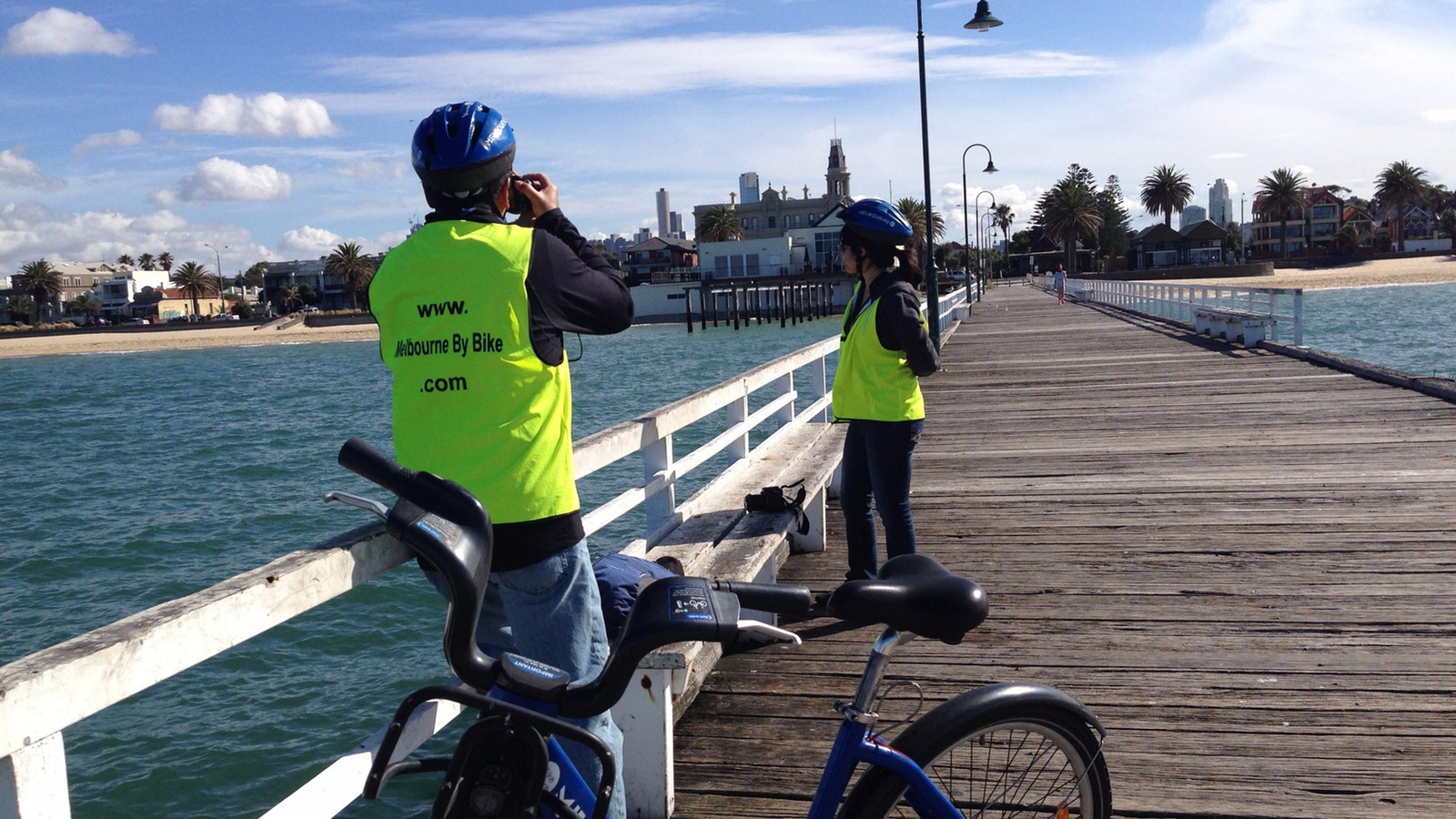 Melbourne by Bike tour