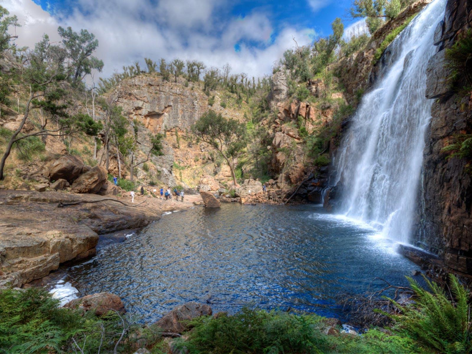 Autopia Tours - MacKenzie Falls Grampians National Park
