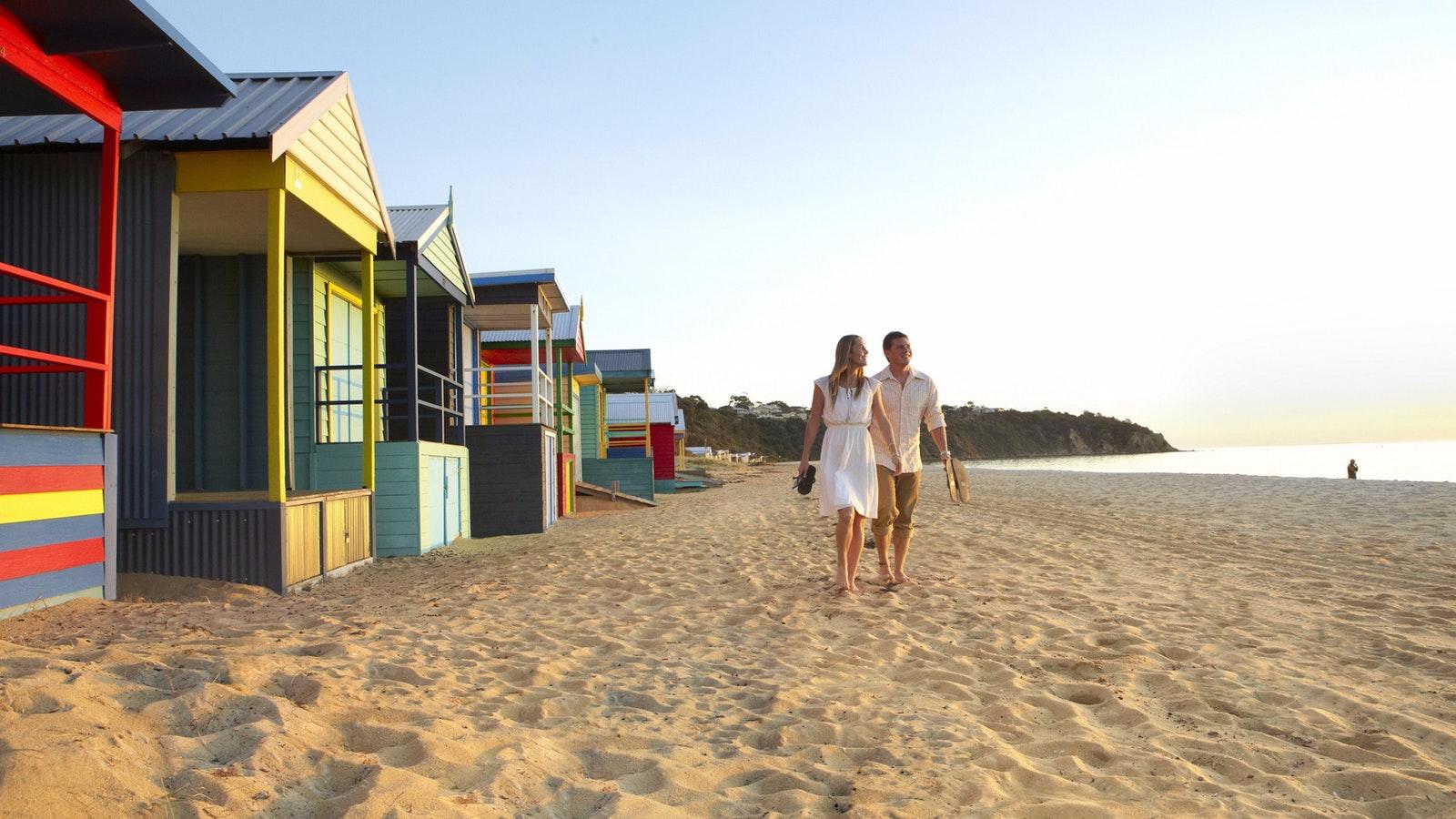 Mornington Beach Huts