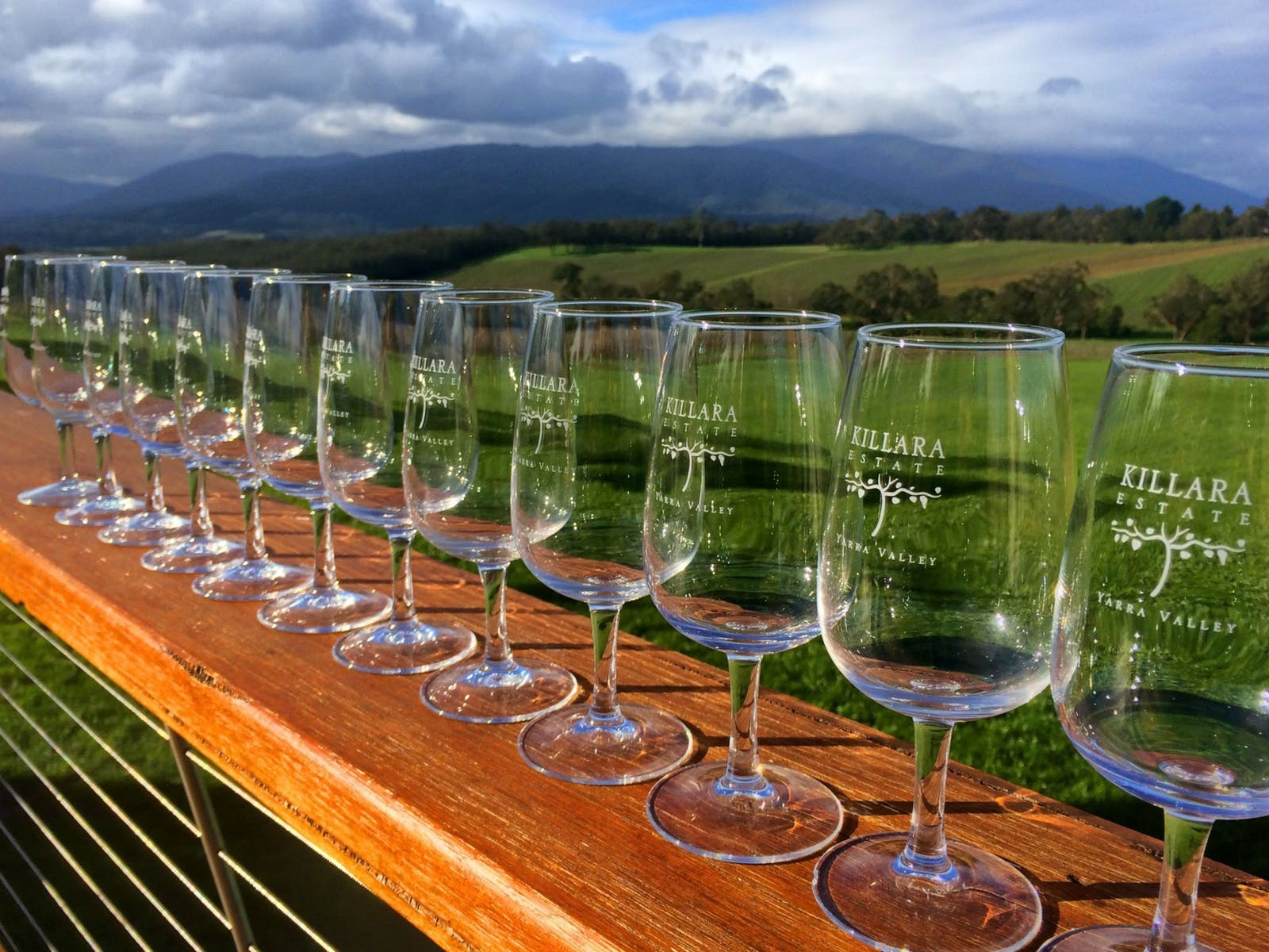 One Day Yarra Valley Winery Tour