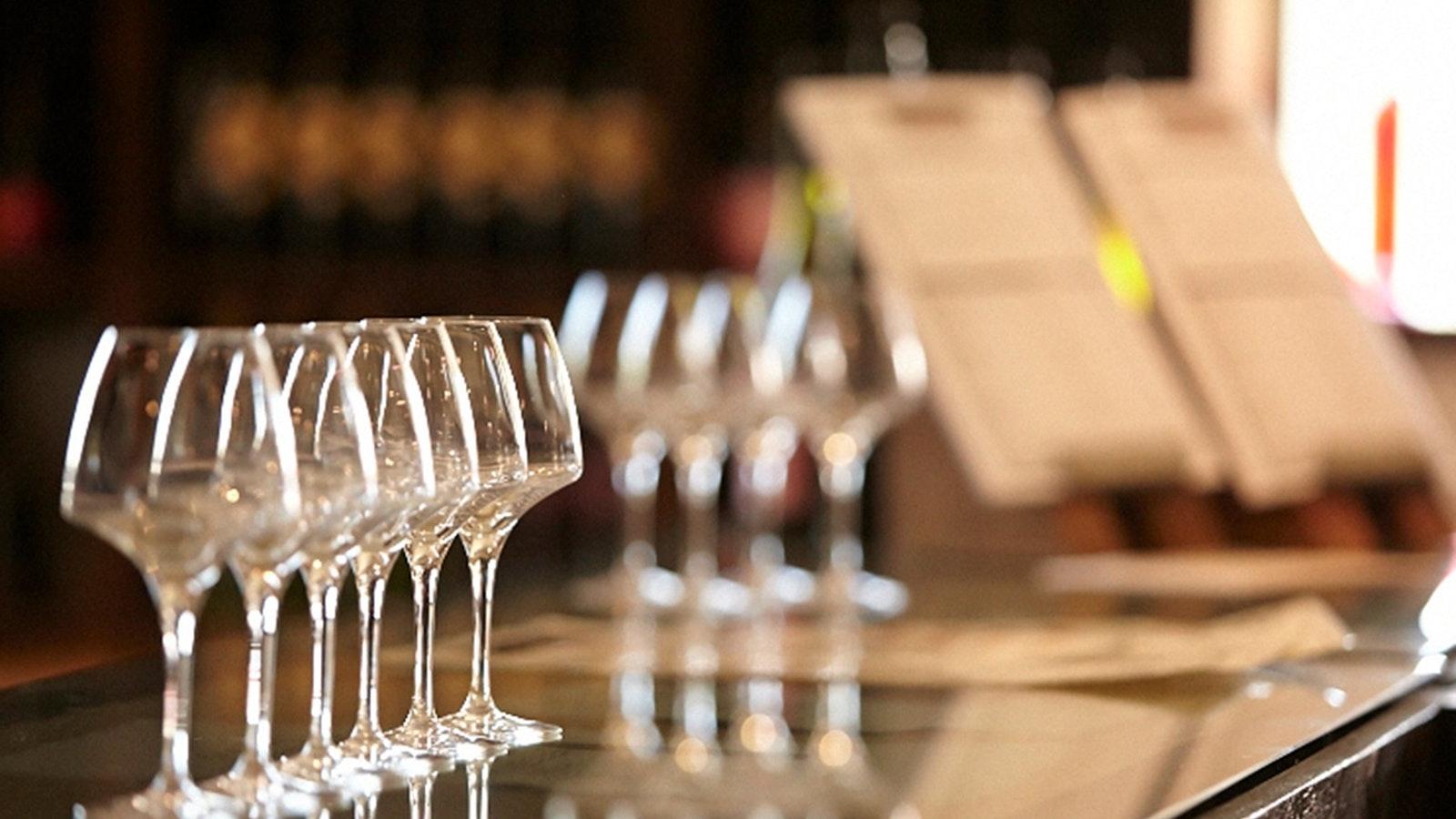 Sample of the best premium wines at T'Gallant Winery, Mornington Peninsula