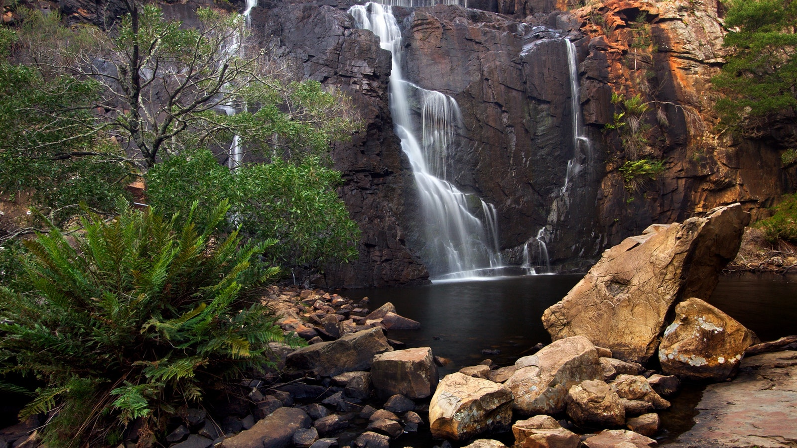 Grampians Waterfall