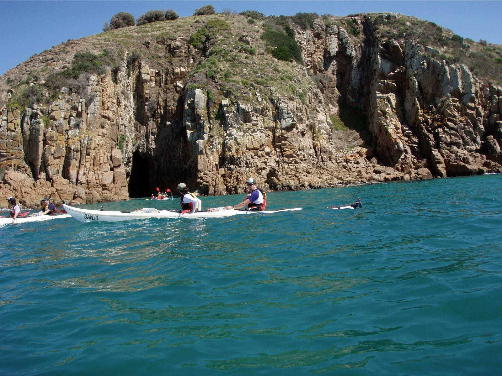 Phillip Island Full Day Sea Kayak Tour
