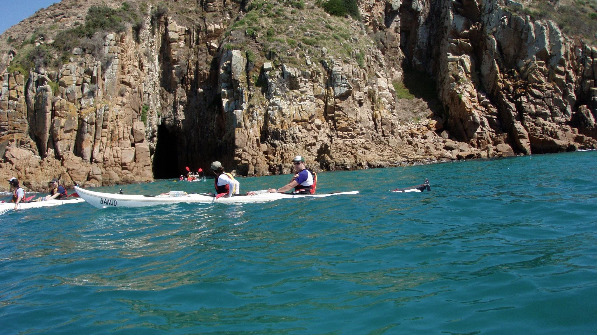 Phillip Island Full Day Sea Kayak Tour