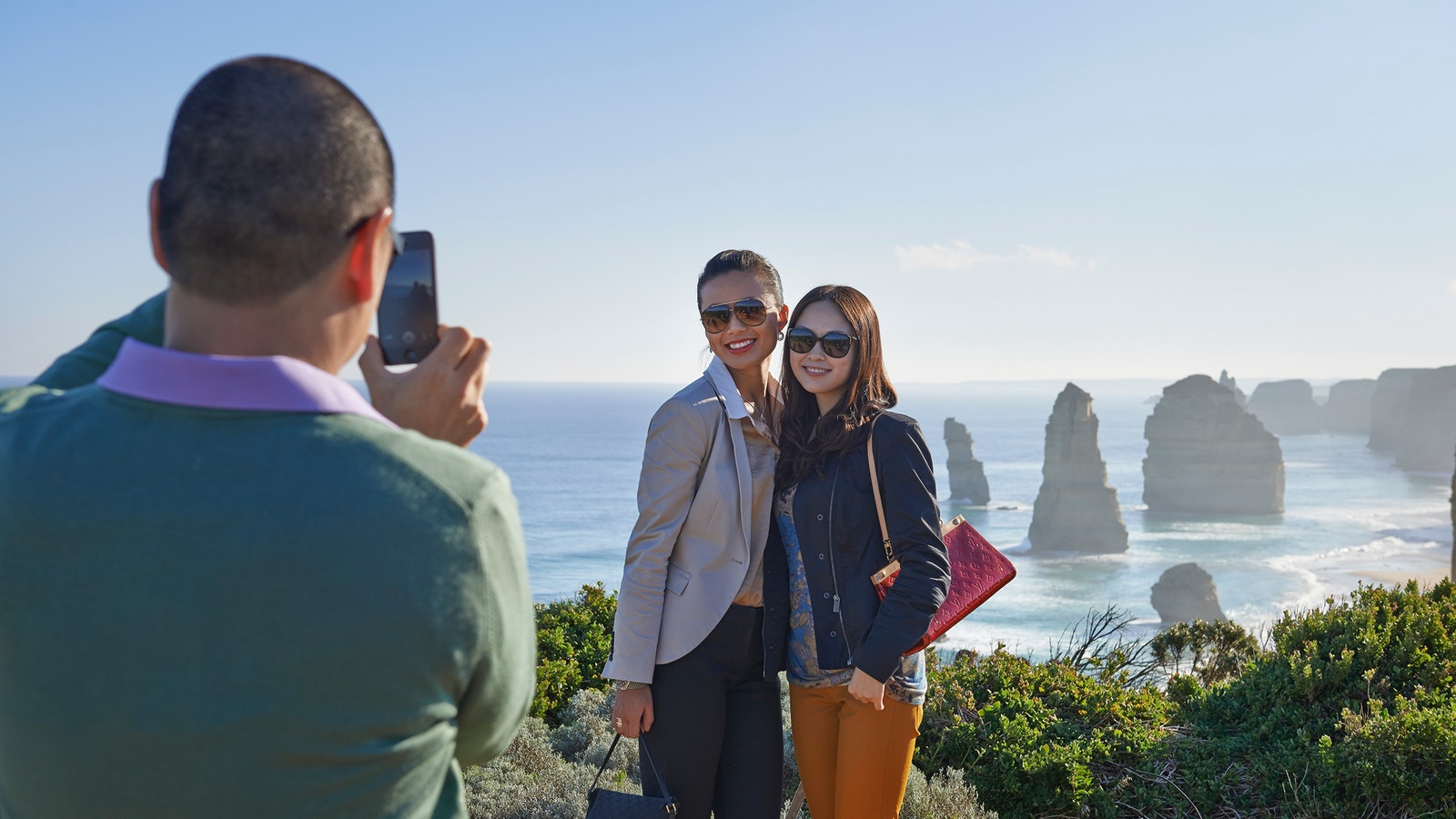 Be whisked to the 12 Apostles and back to Melbourne in three hours with Microflite