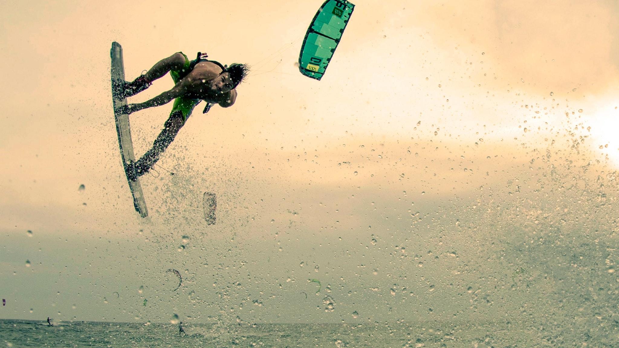Kiteboarding Progression Lessons