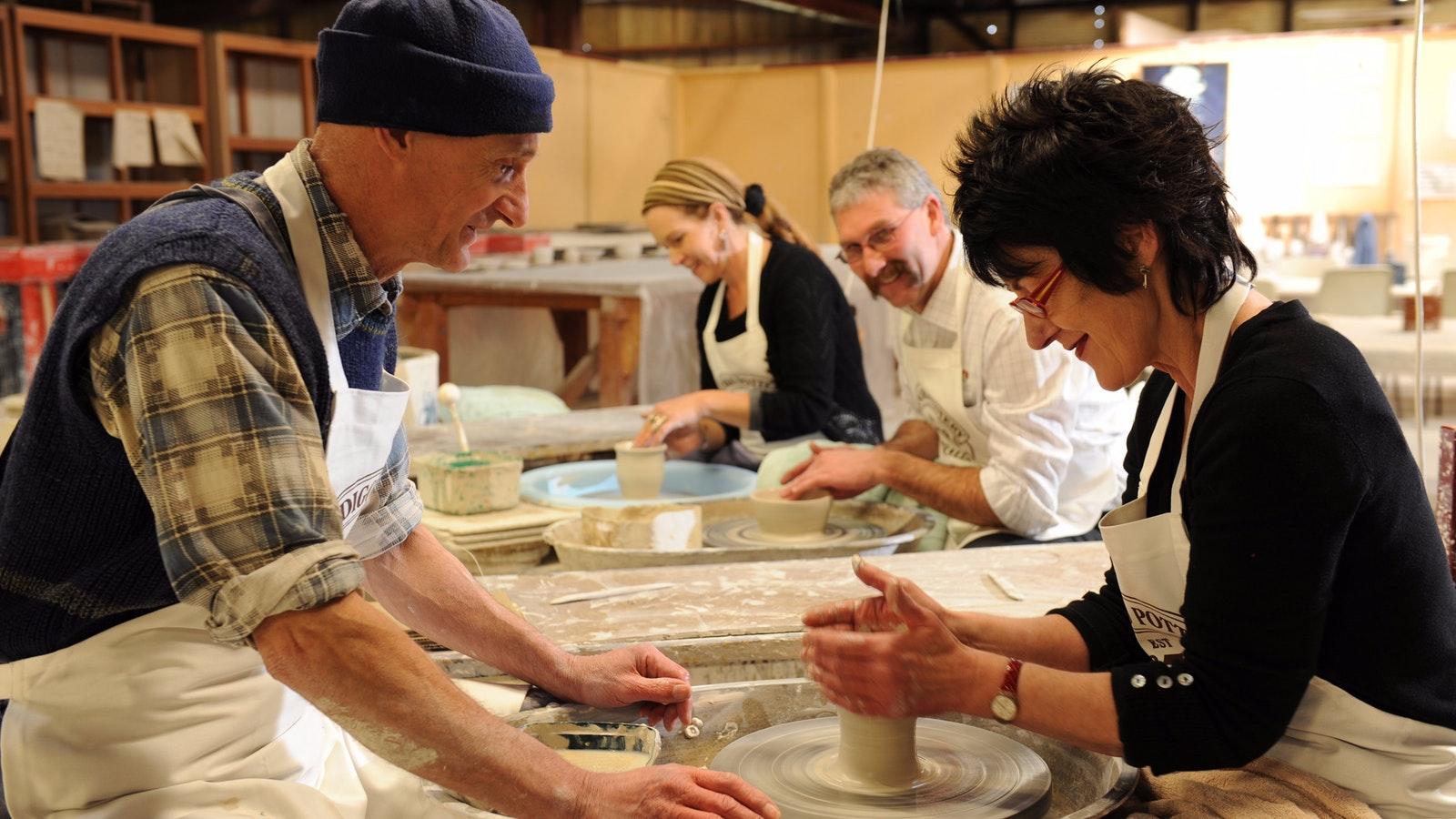 Bendigo Pottery - Oceania Tours
