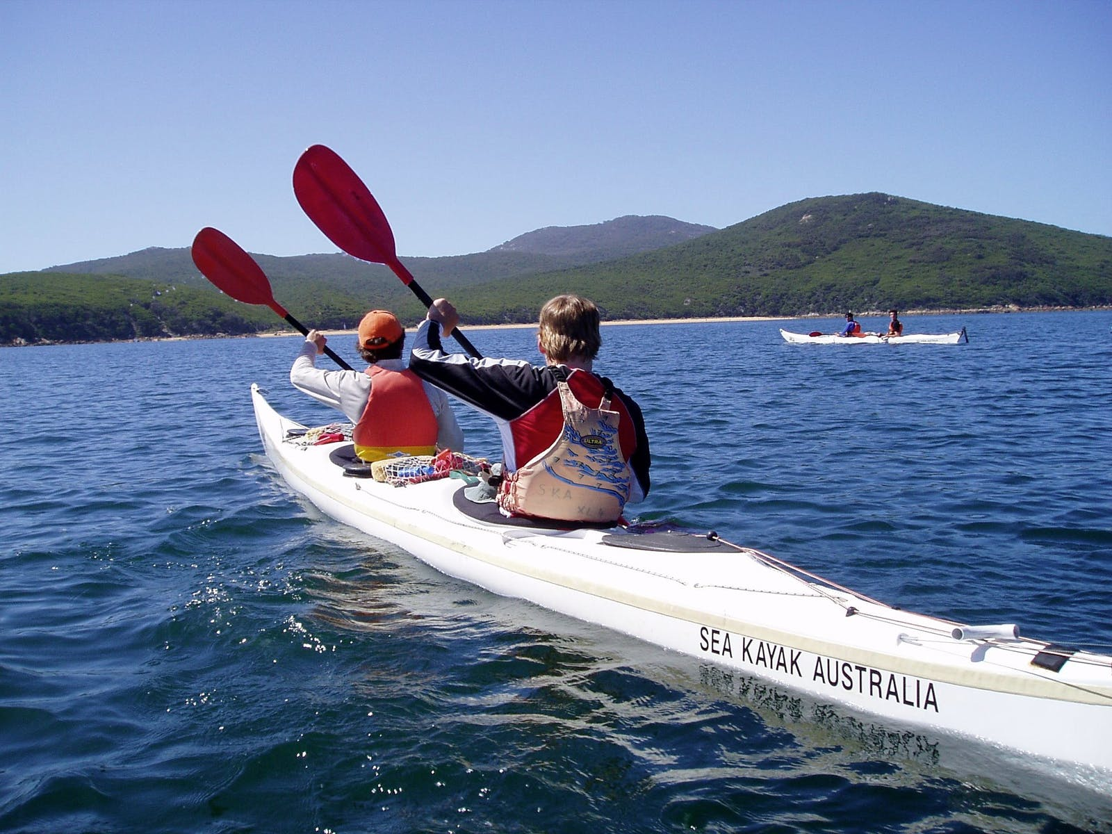 East Coast Wilsons Promontory Sea Kayak Tour