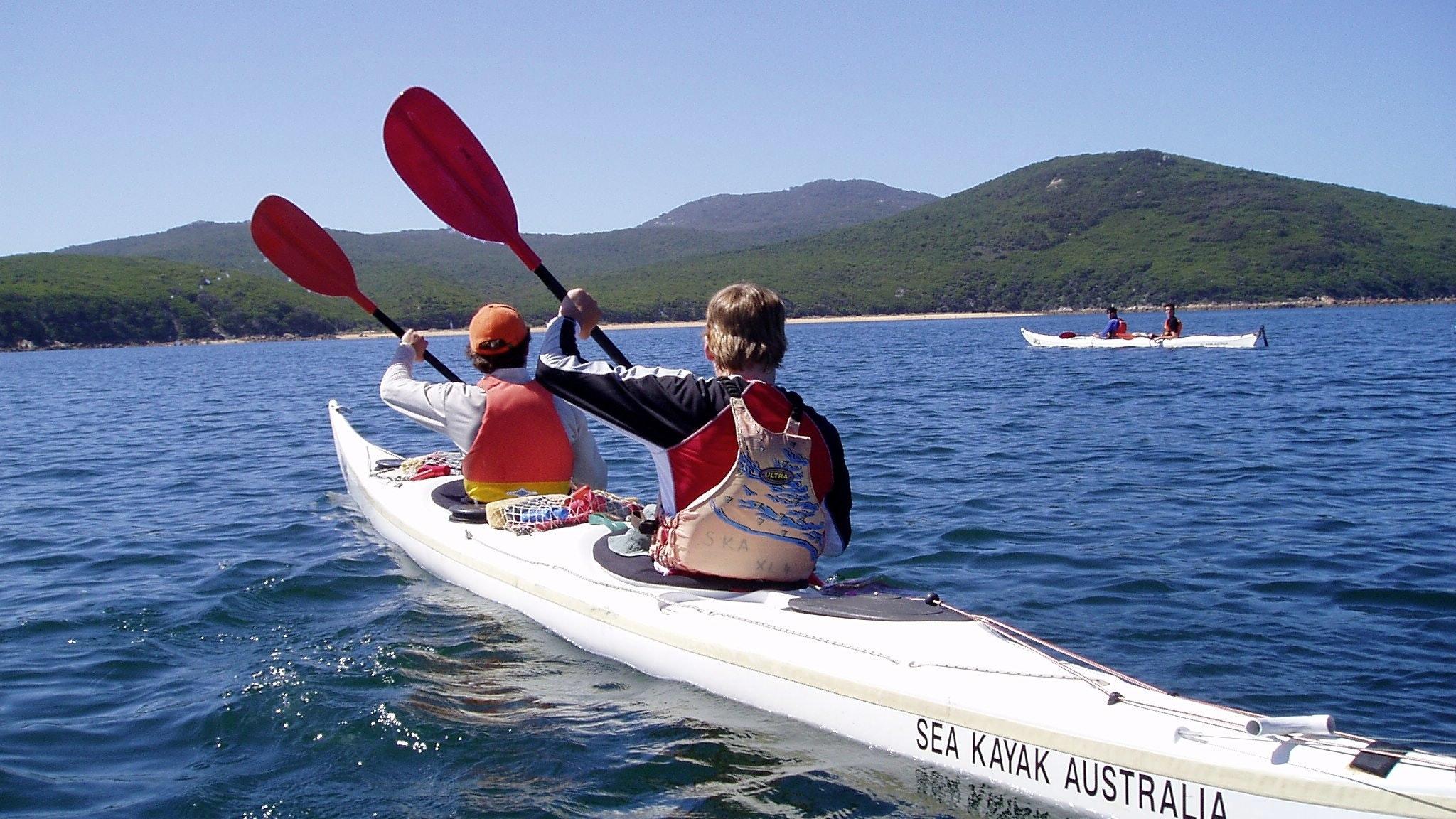 East Coast Wilsons Promontory Sea Kayak Tour